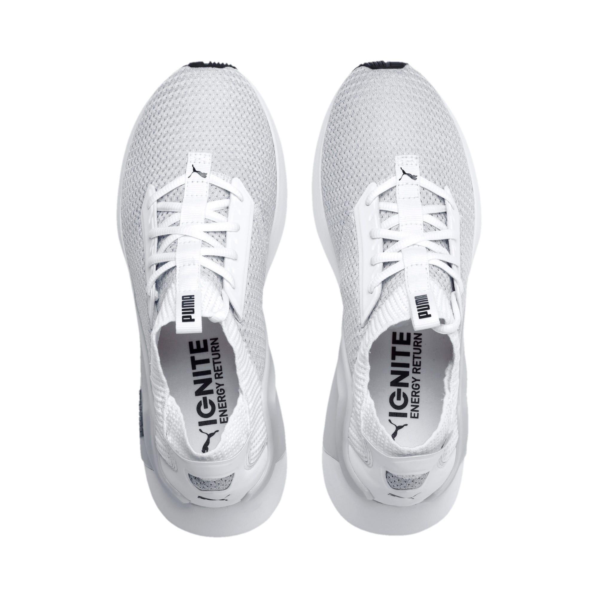 Thumbnail 6 of Rogue Men's Running Shoes, Puma White-Puma Black, medium