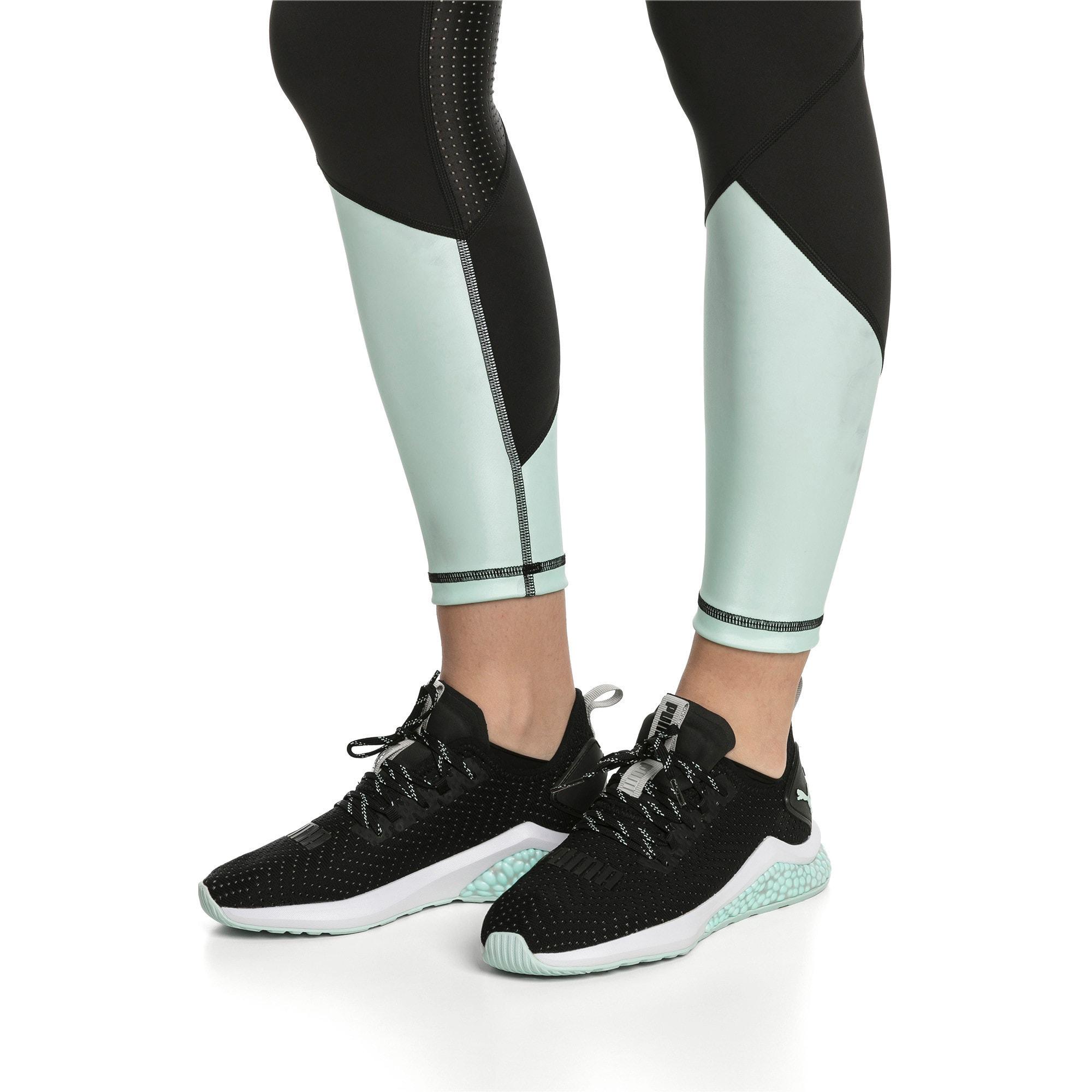 Thumbnail 2 of HYBRID NX Trailblazer Women's Running Shoes, Black-Fair Aqua-Pale Pink, medium
