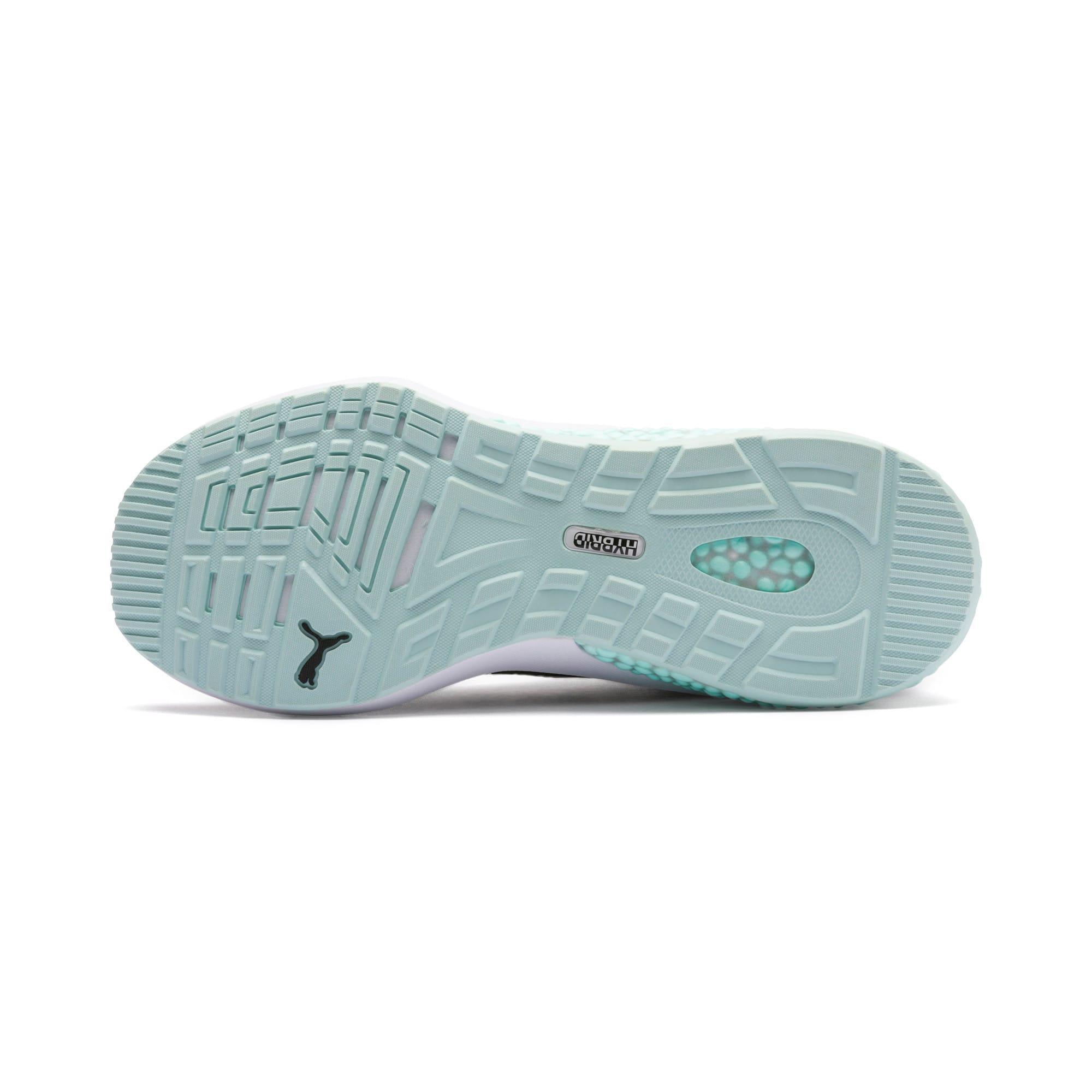 Thumbnail 5 of HYBRID NX Trailblazer Women's Running Shoes, Black-Fair Aqua-Pale Pink, medium