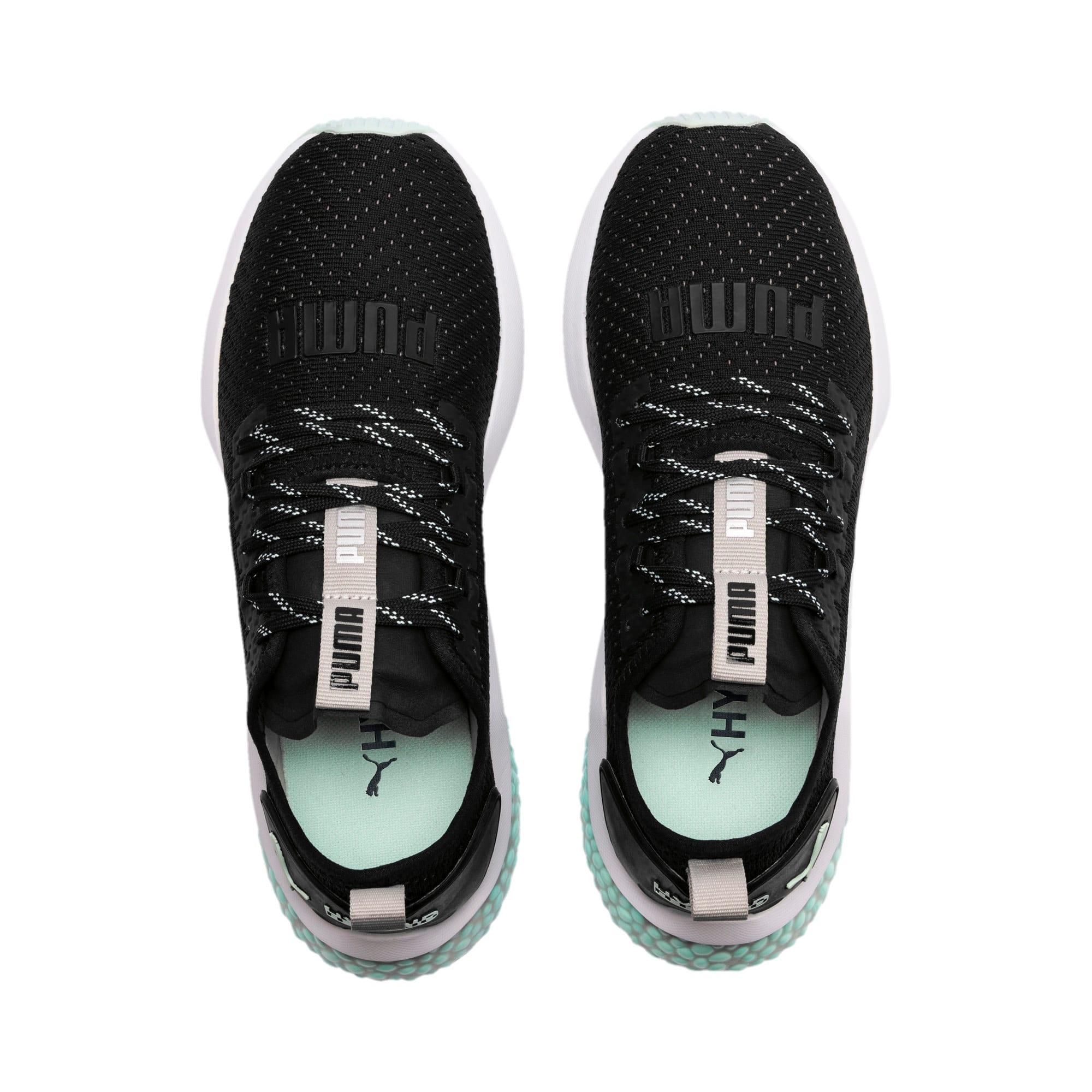 Thumbnail 7 of HYBRID NX Trailblazer Women's Running Shoes, Black-Fair Aqua-Pale Pink, medium