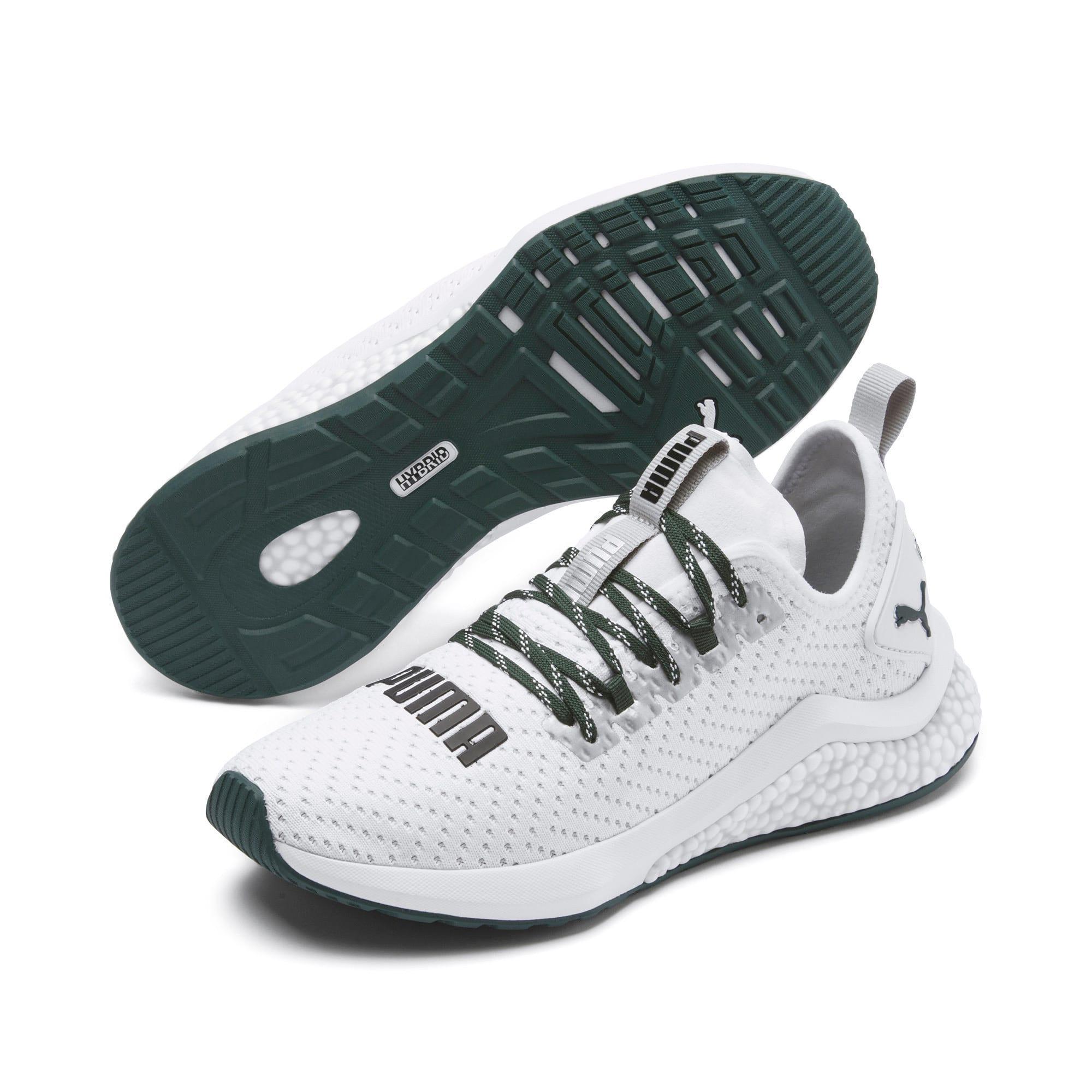 Thumbnail 3 van HYBRID NX Trailblazer hardloopschoenen voor vrouwen, Puma White-Ponderosa Pine, medium