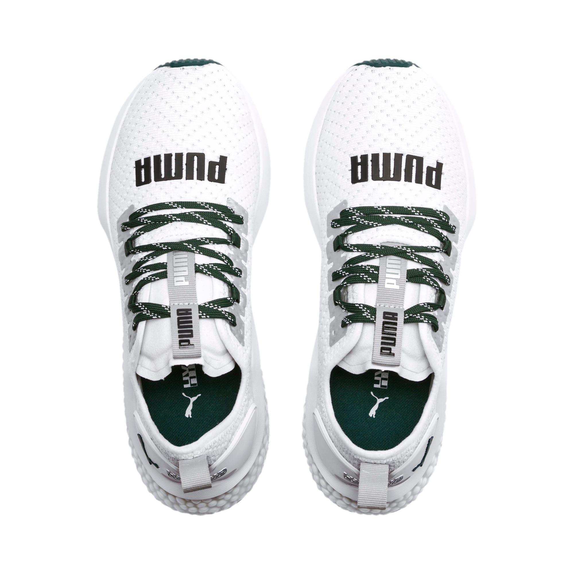 Thumbnail 7 van HYBRID NX Trailblazer hardloopschoenen voor vrouwen, Puma White-Ponderosa Pine, medium