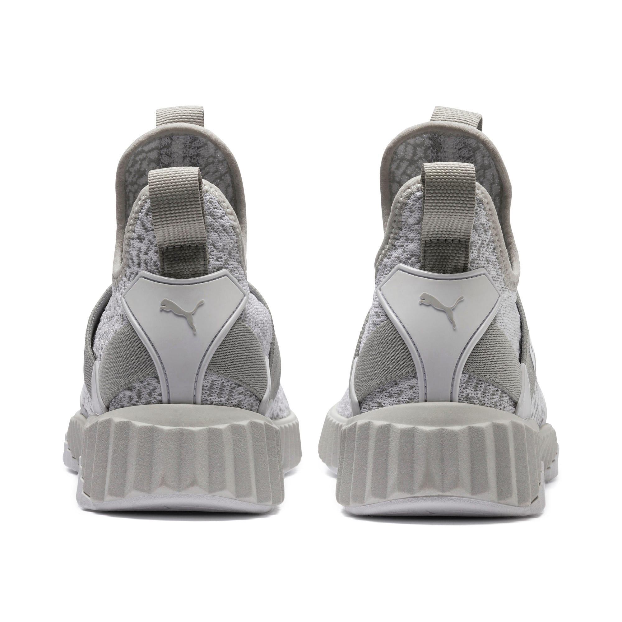 Thumbnail 4 of Defy Mid Animal Women's Training Shoes, Gray Violet-Puma White, medium