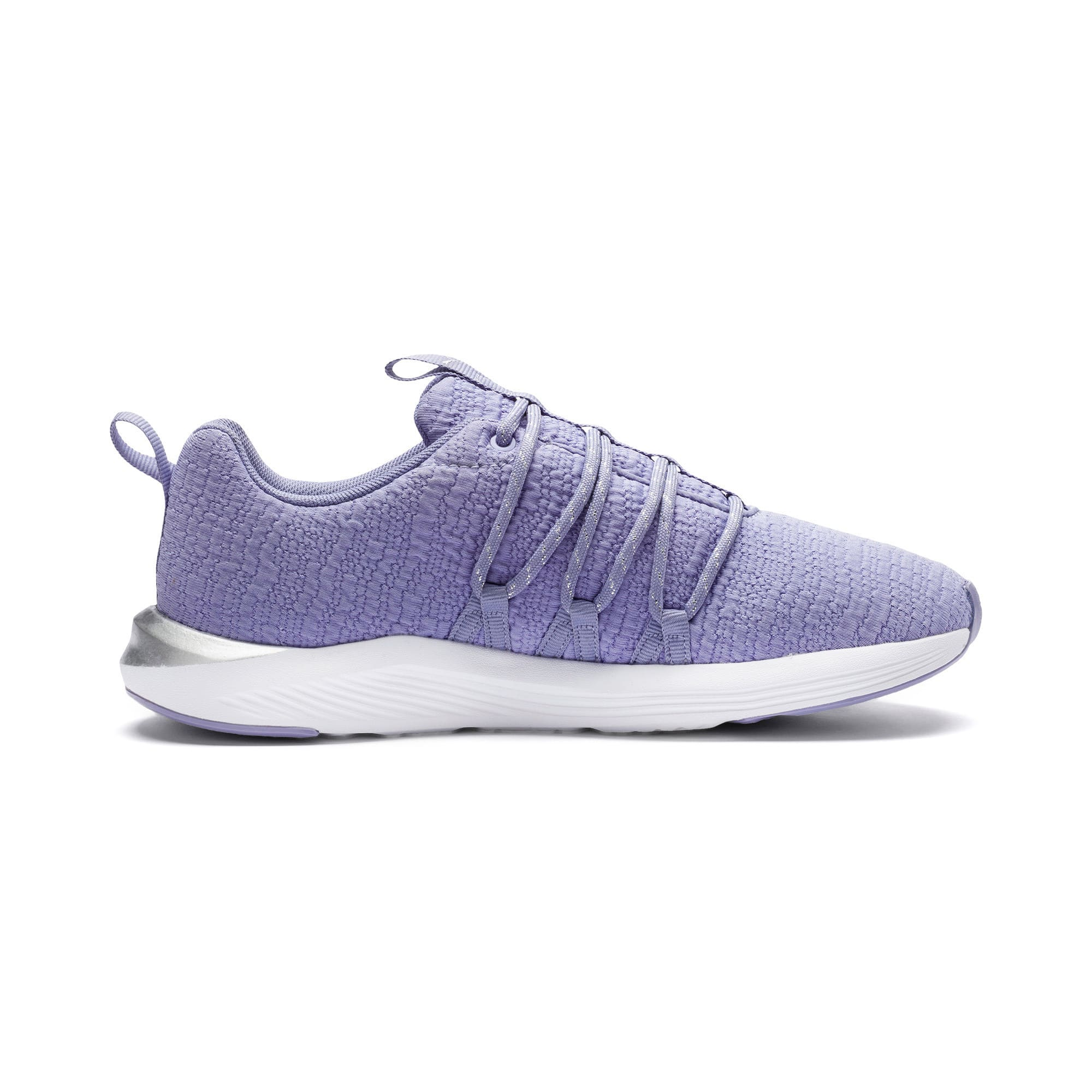 Thumbnail 5 of Prowl Alt Metallic Women's Training Shoes, Sweet Lavender-Puma White, medium