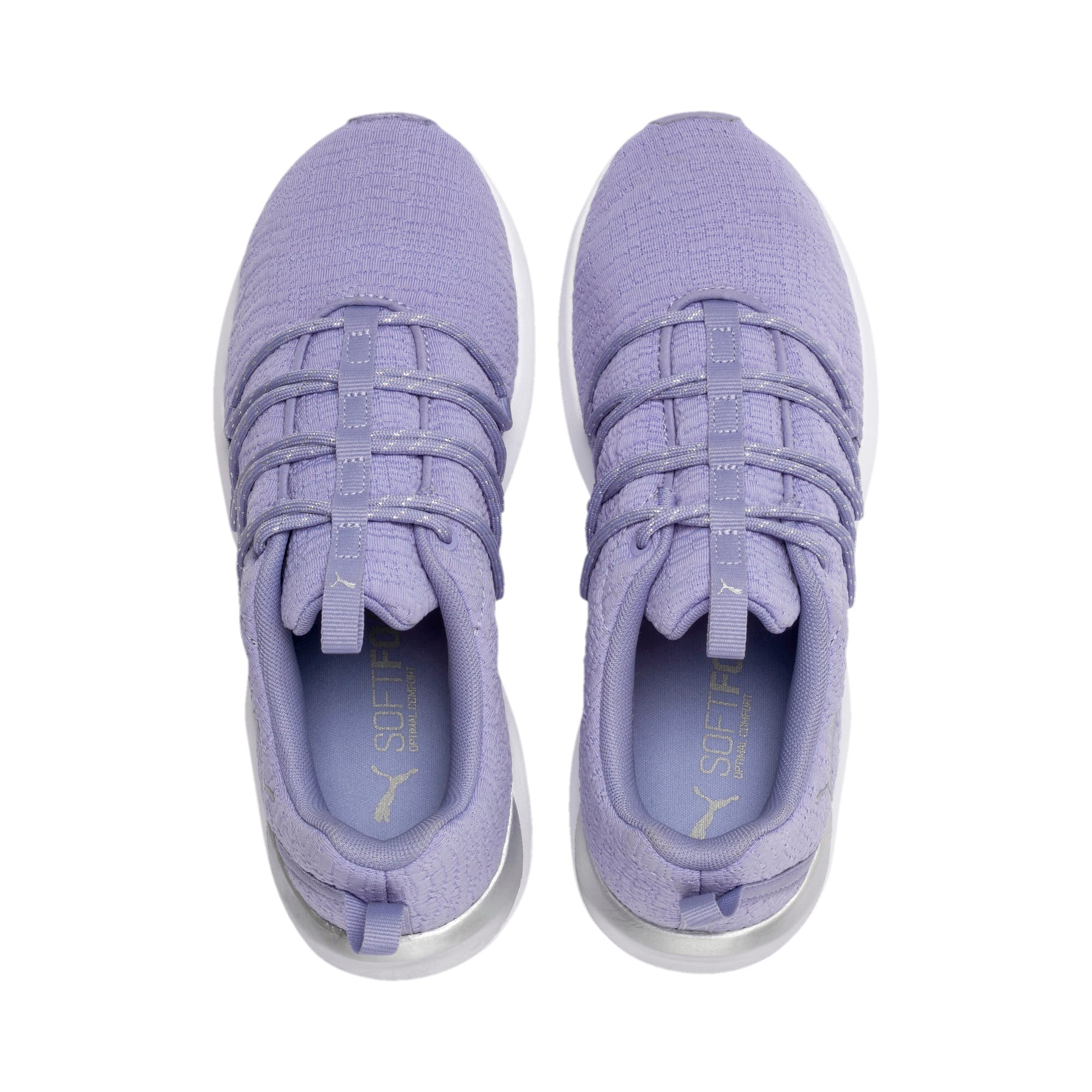 Thumbnail 6 of Prowl Alt Metallic Women's Training Shoes, Sweet Lavender-Puma White, medium