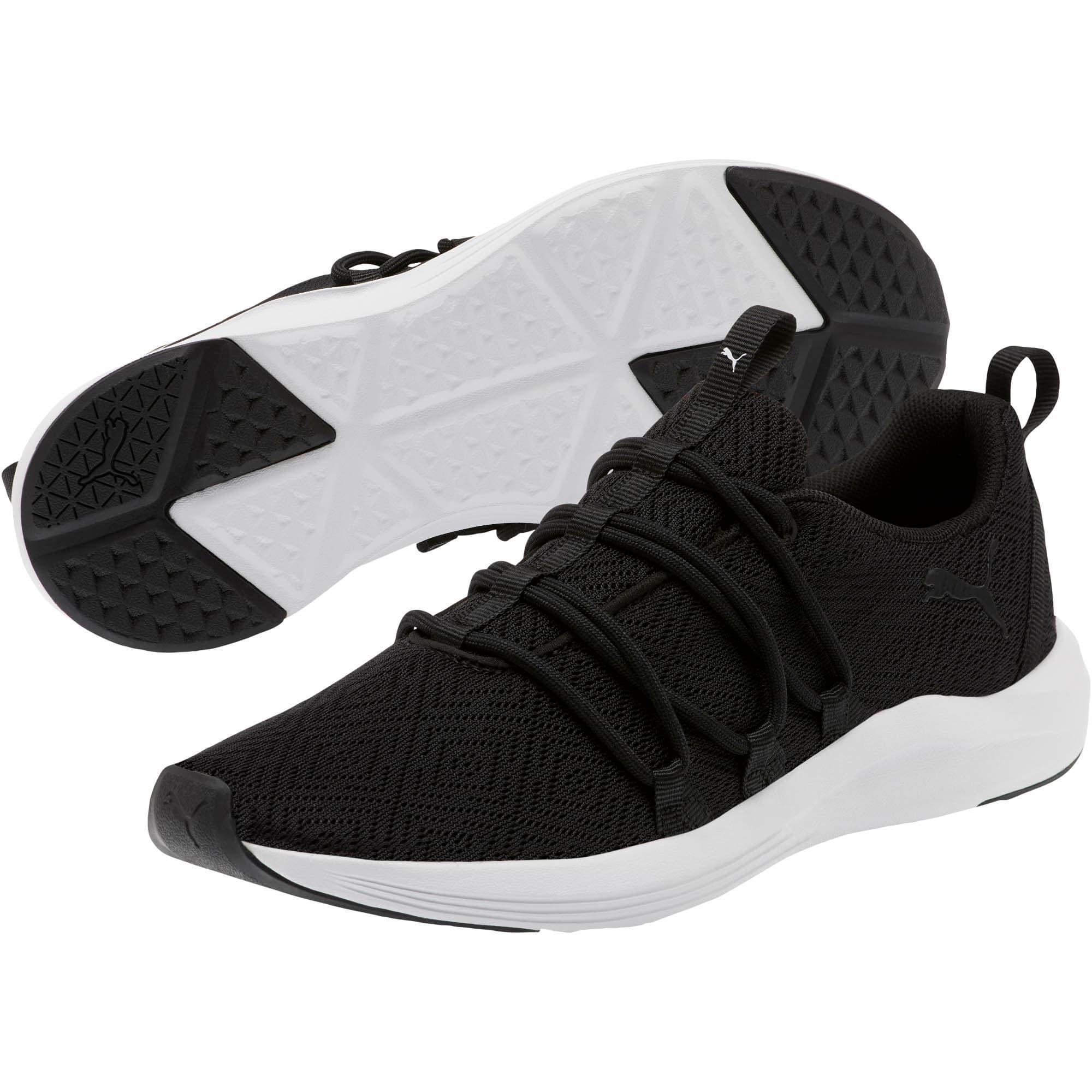 Thumbnail 2 of Prowl Alt Stellar Women's Training Shoes, Puma Black-Puma White, medium