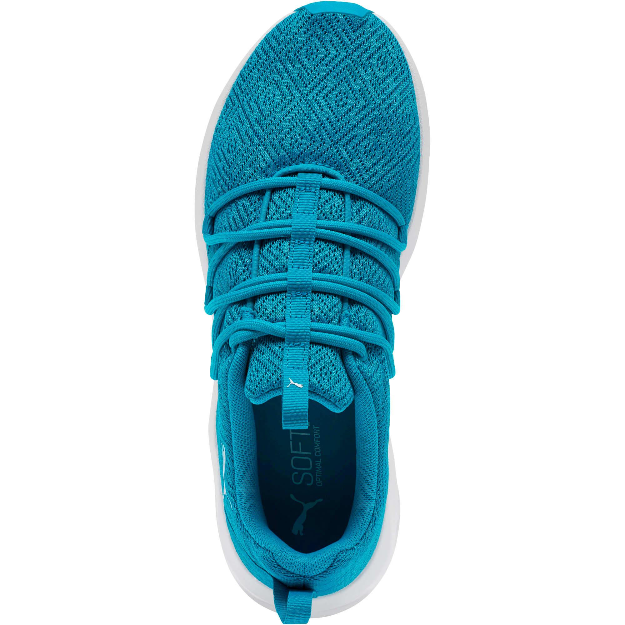 Thumbnail 5 of Prowl Alt Stellar Women's Training Shoes, Caribbean Sea-Puma White, medium
