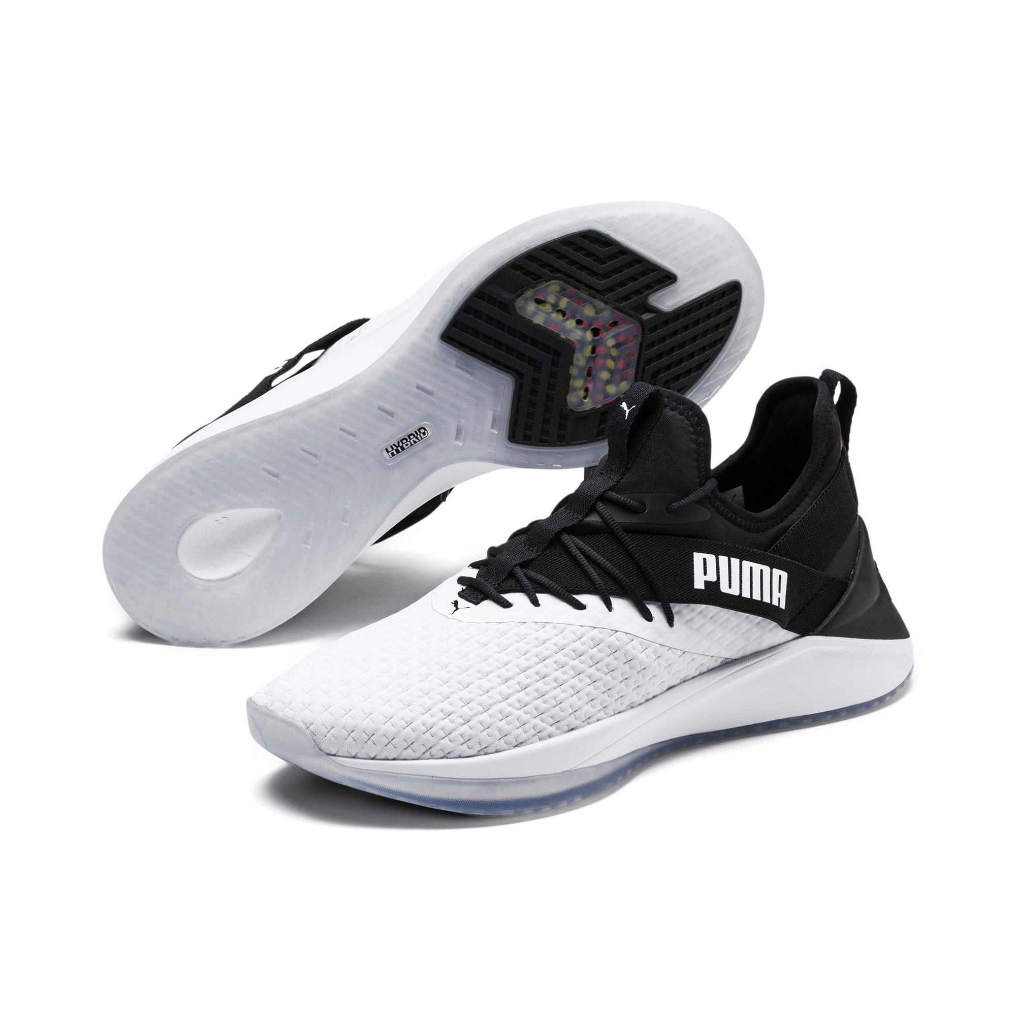 Thumbnail 3 of Basket Jaab XT pour homme, Puma White-Puma Black, medium