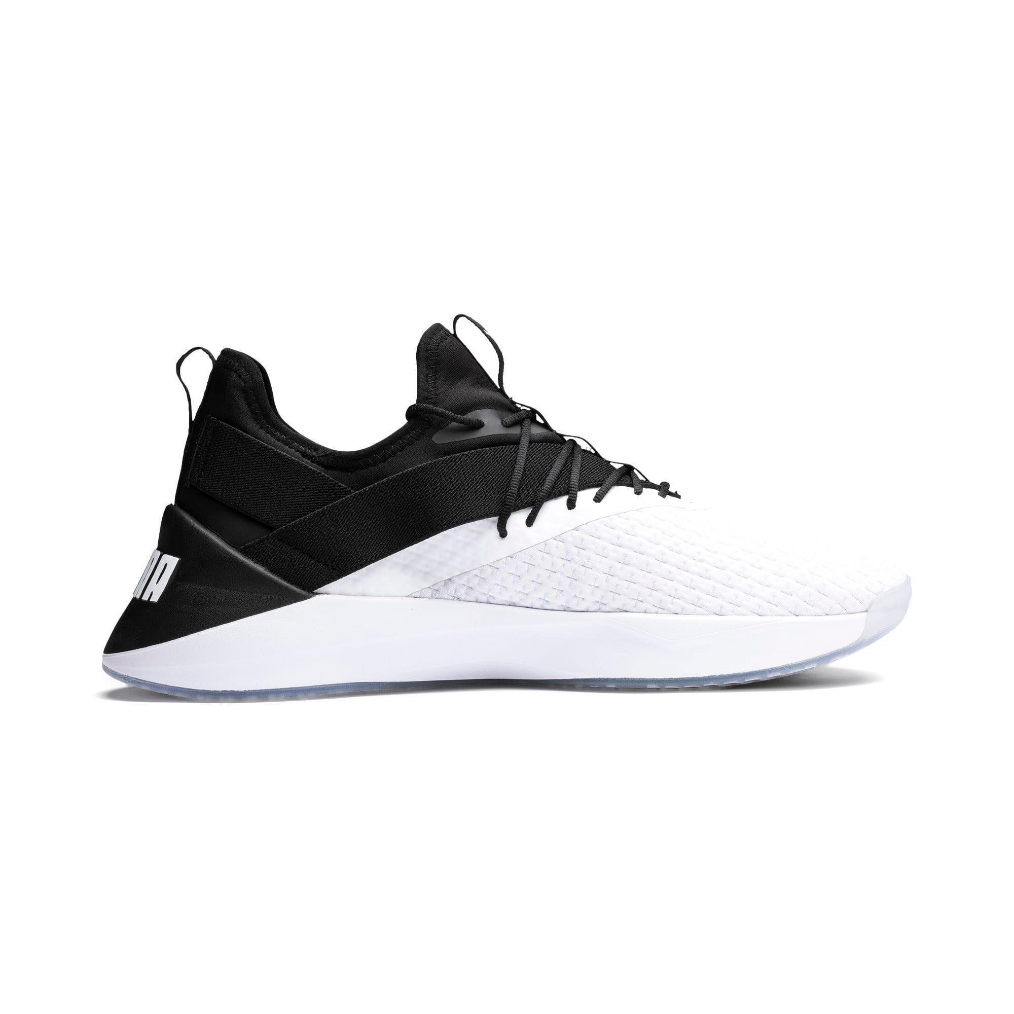 Thumbnail 6 of Basket Jaab XT pour homme, Puma White-Puma Black, medium