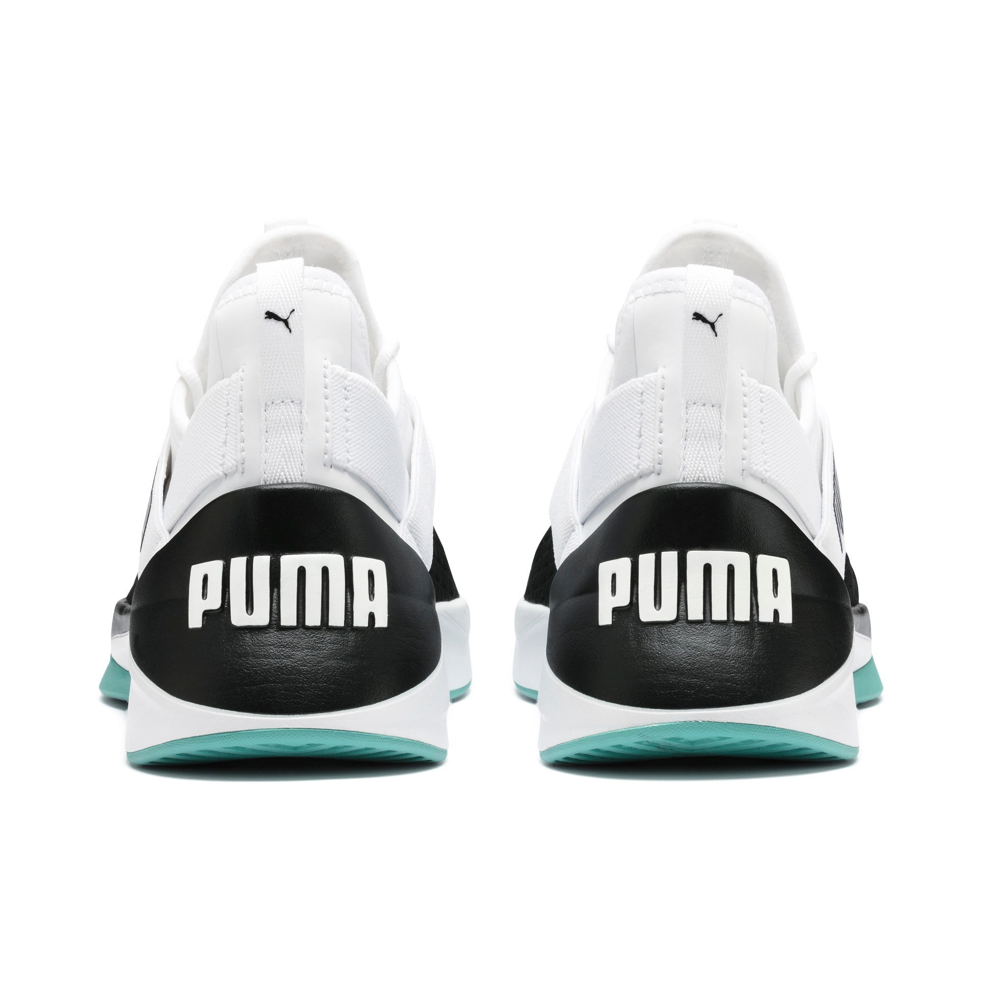 Thumbnail 4 of Jaab XT Men's Trainers, Puma White-Puma Black -1, medium