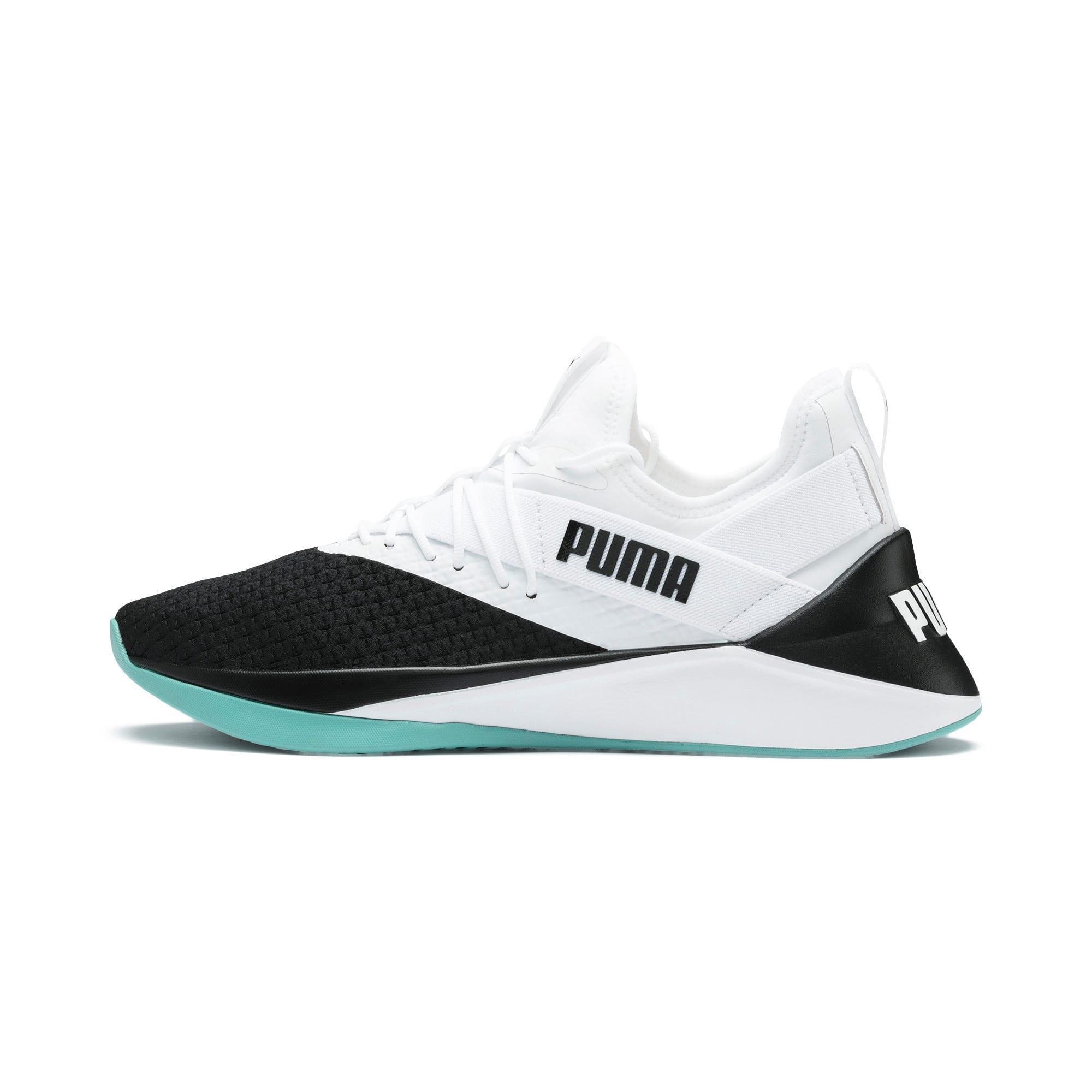 Thumbnail 1 of Jaab XT Men's Trainers, Puma White-Puma Black -1, medium