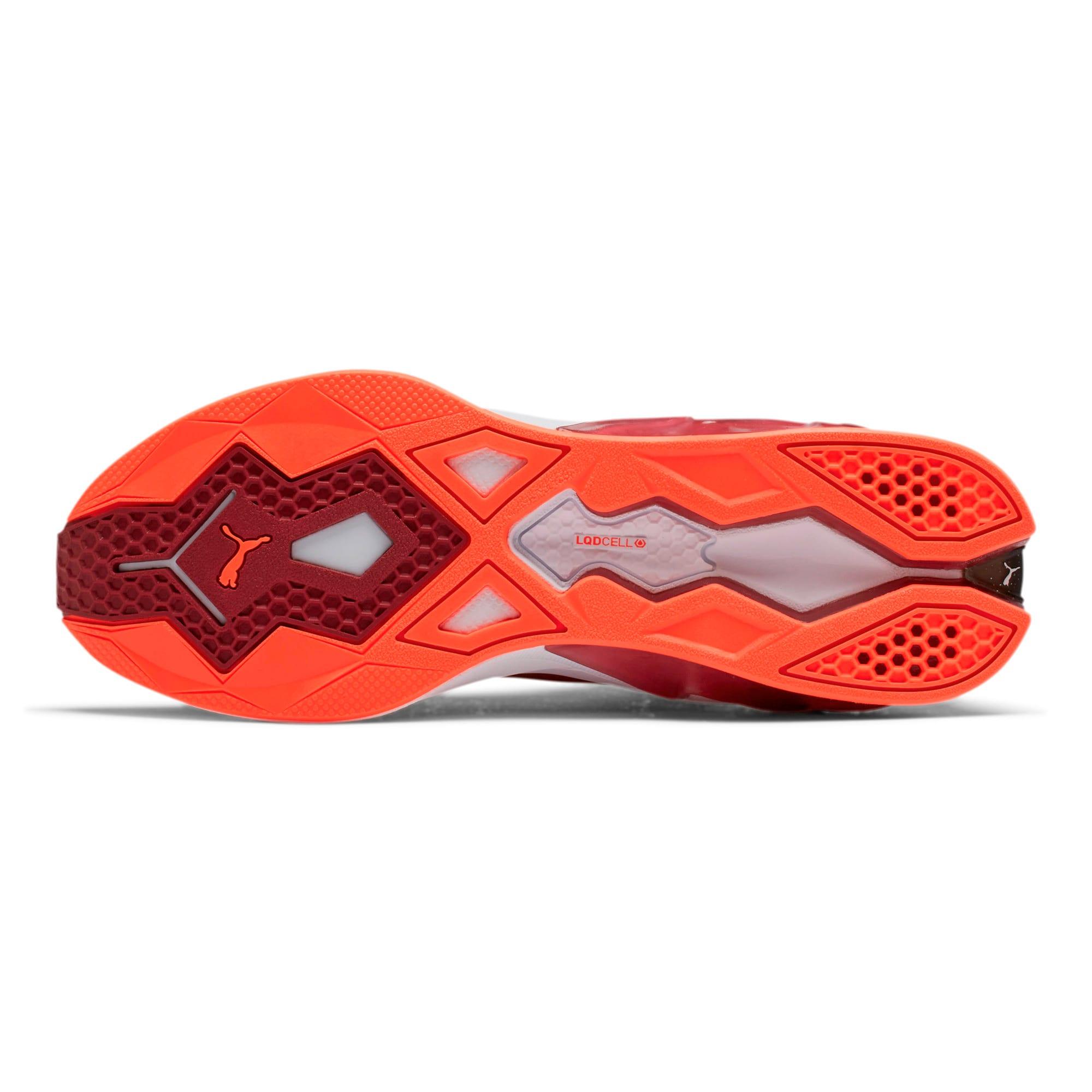 Thumbnail 5 of LQDCELL Origin Tech Men's Training Shoes, Puma Black-Rhubarb, medium