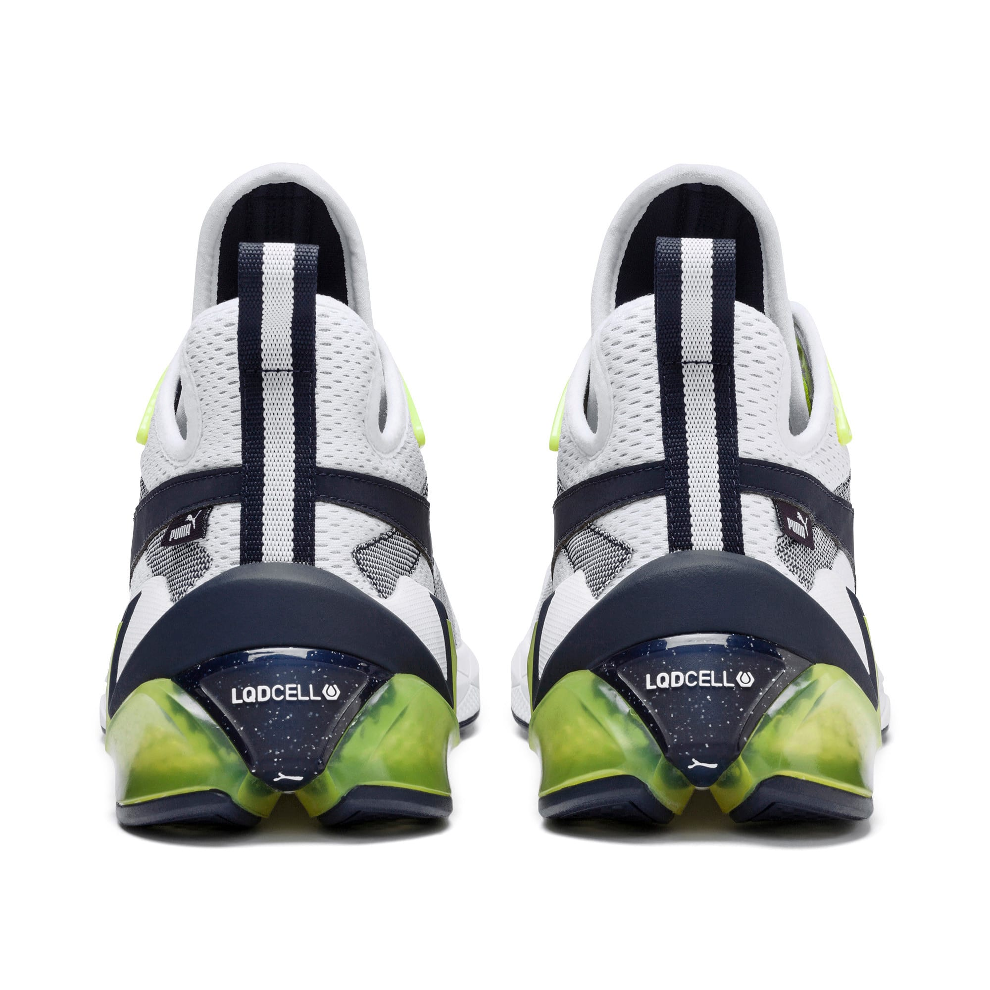 Thumbnail 4 of LQDCELL Origin Tech Men's Shoes, Puma White-Peacoat, medium