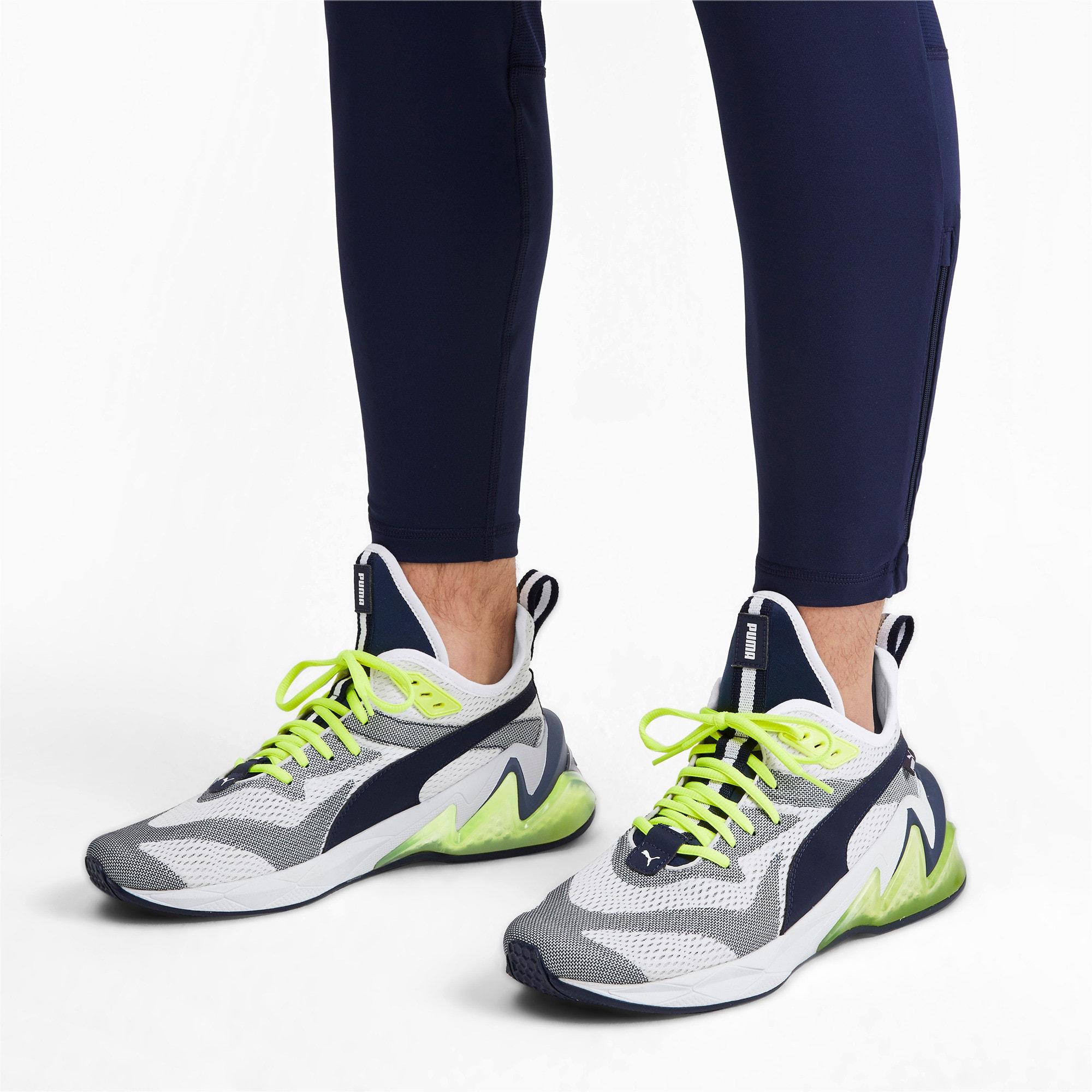 Thumbnail 2 of LQDCELL Origin Tech Men's Shoes, Puma White-Peacoat, medium
