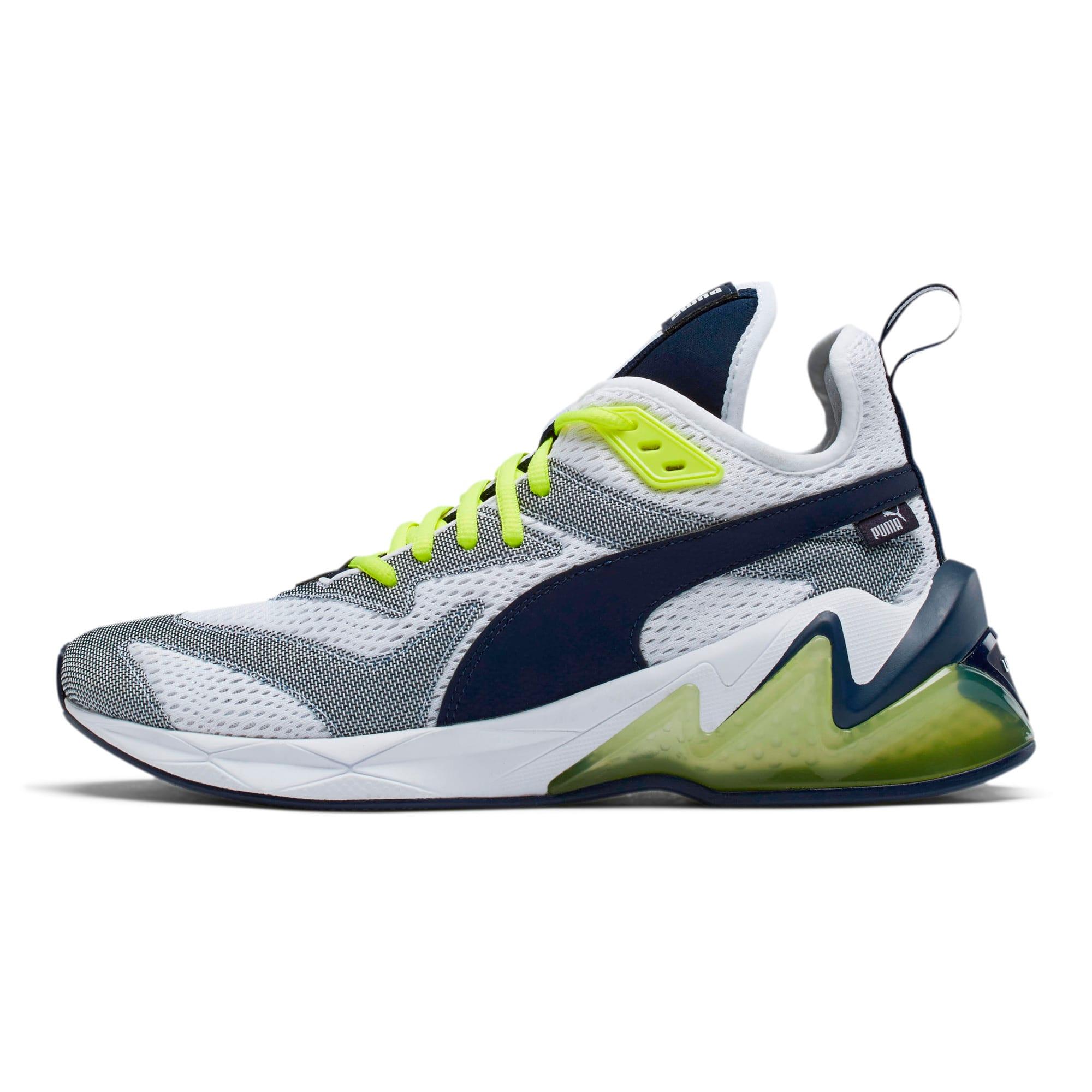 Thumbnail 1 of LQDCELL Origin Tech Men's Training Shoes, Puma White-Peacoat, medium