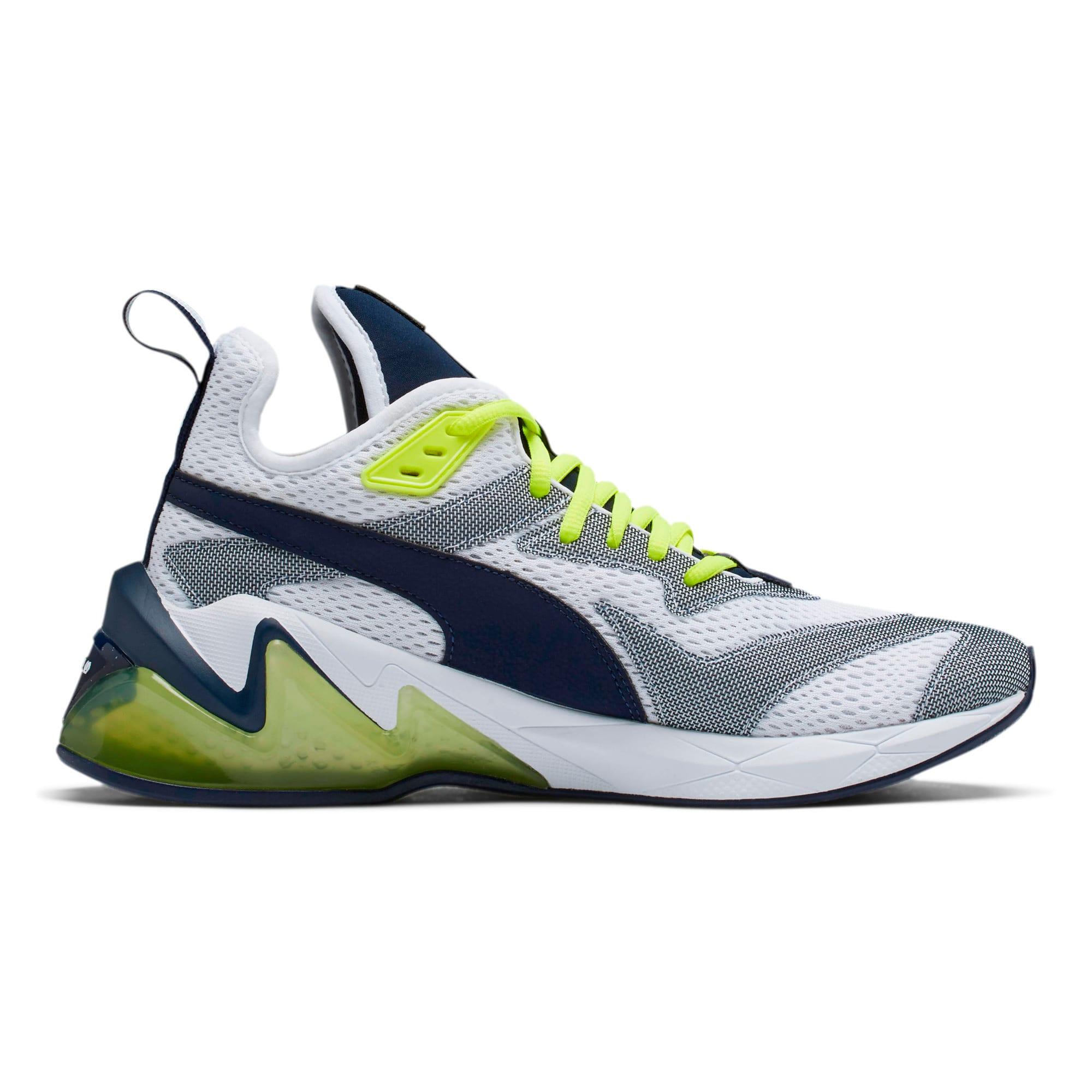 Thumbnail 6 of LQDCELL Origin Tech Men's Training Shoes, Puma White-Peacoat, medium