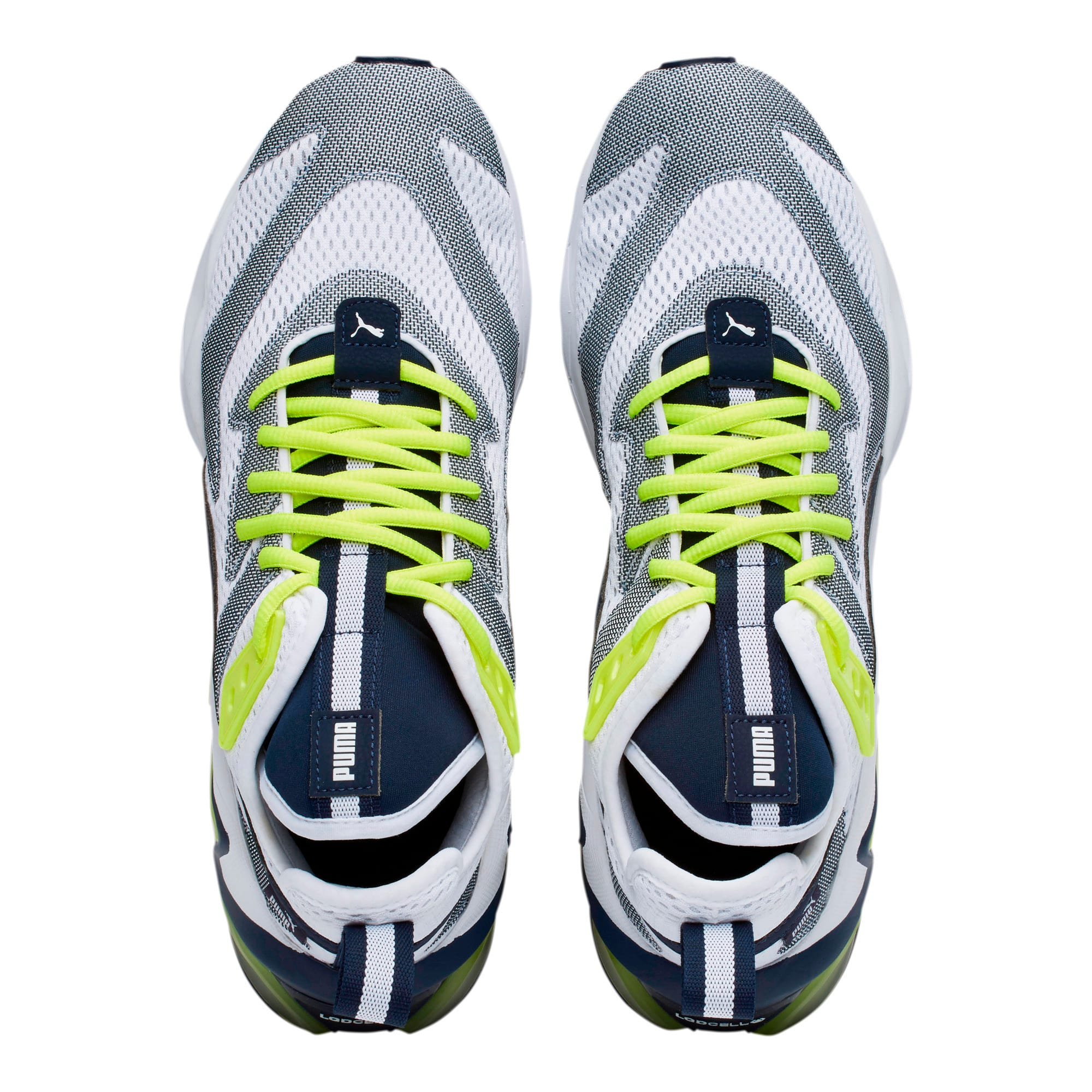 Thumbnail 7 of LQDCELL Origin Tech Men's Training Shoes, Puma White-Peacoat, medium
