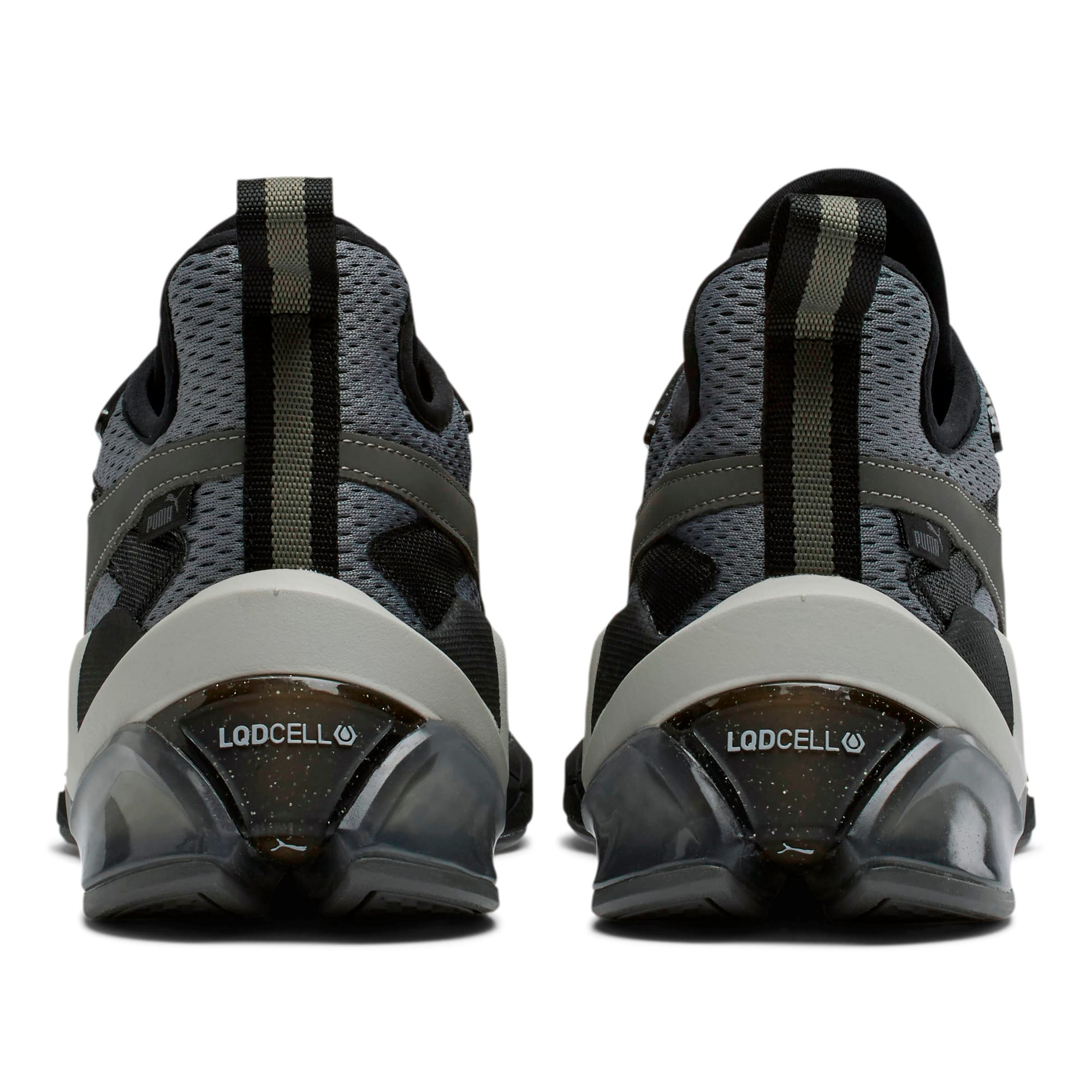 Thumbnail 4 of LQDCELL Origin Tech Men's Training Shoes, Puma Black-CASTLEROCK, medium