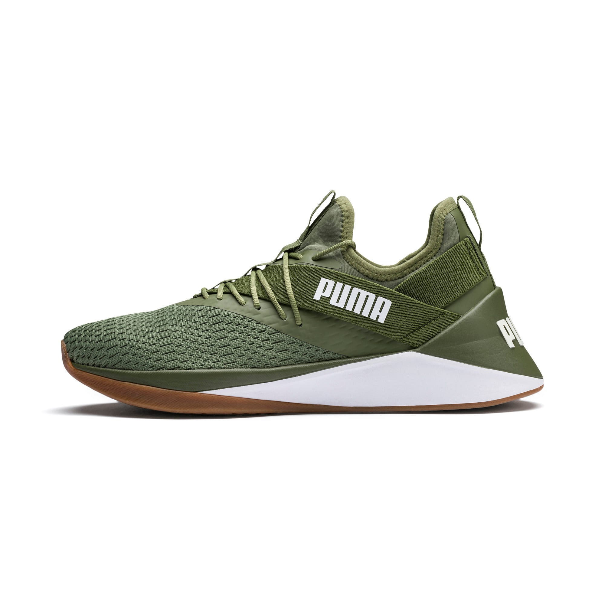 Thumbnail 1 of Jaab XT Summer Herren Sneaker, Olivine-Puma White, medium