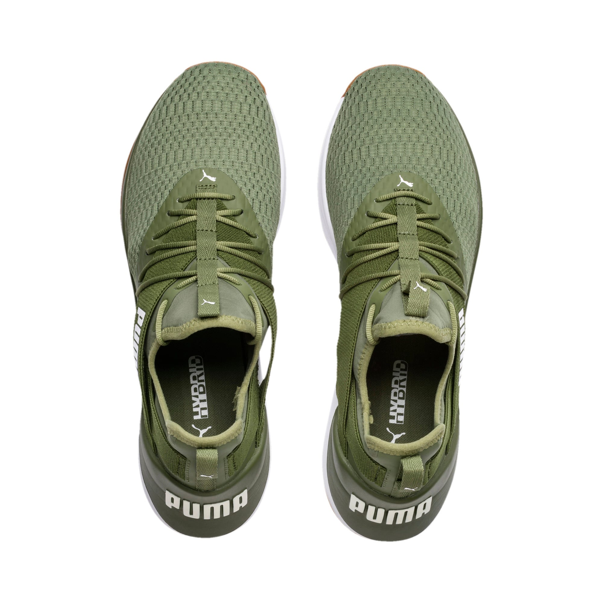Thumbnail 6 of Jaab XT Summer Herren Sneaker, Olivine-Puma White, medium