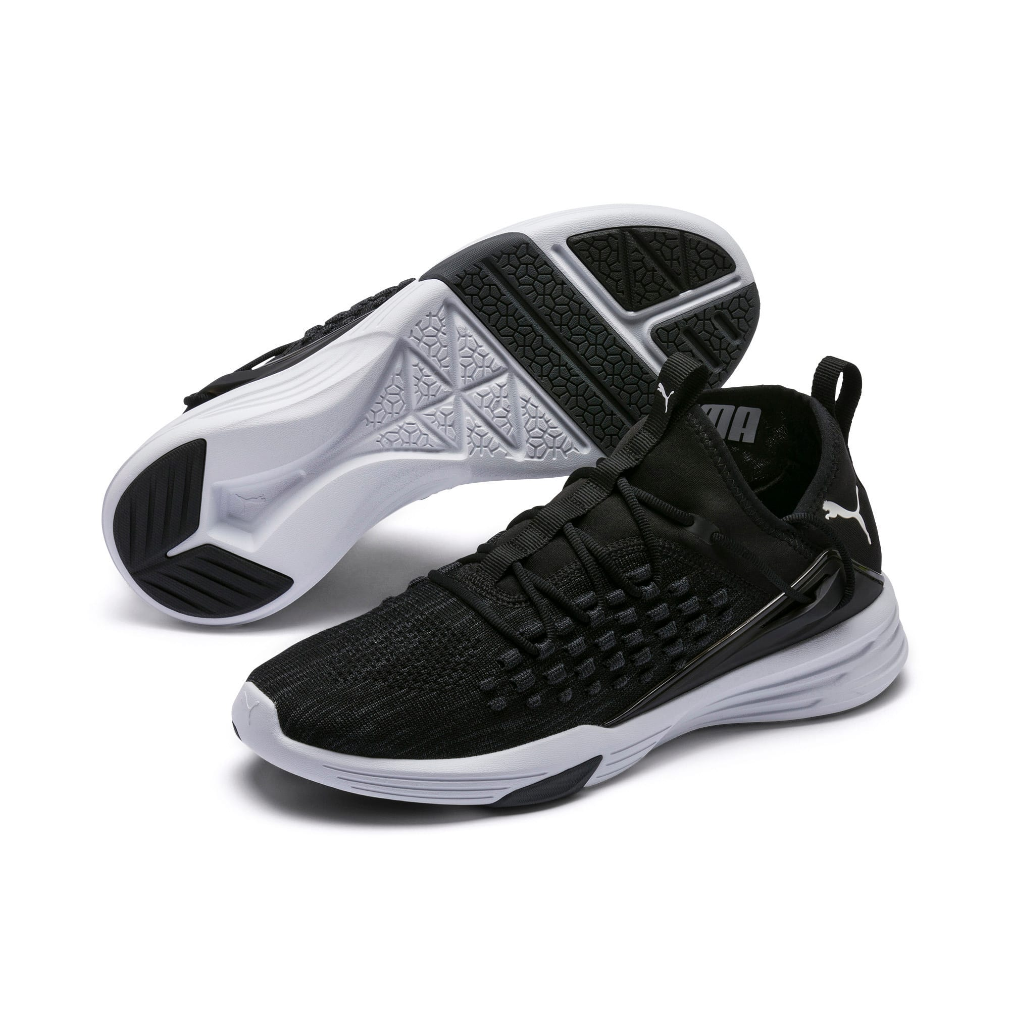 Thumbnail 3 of Basket Mantra pour homme, Puma Black-Puma White, medium
