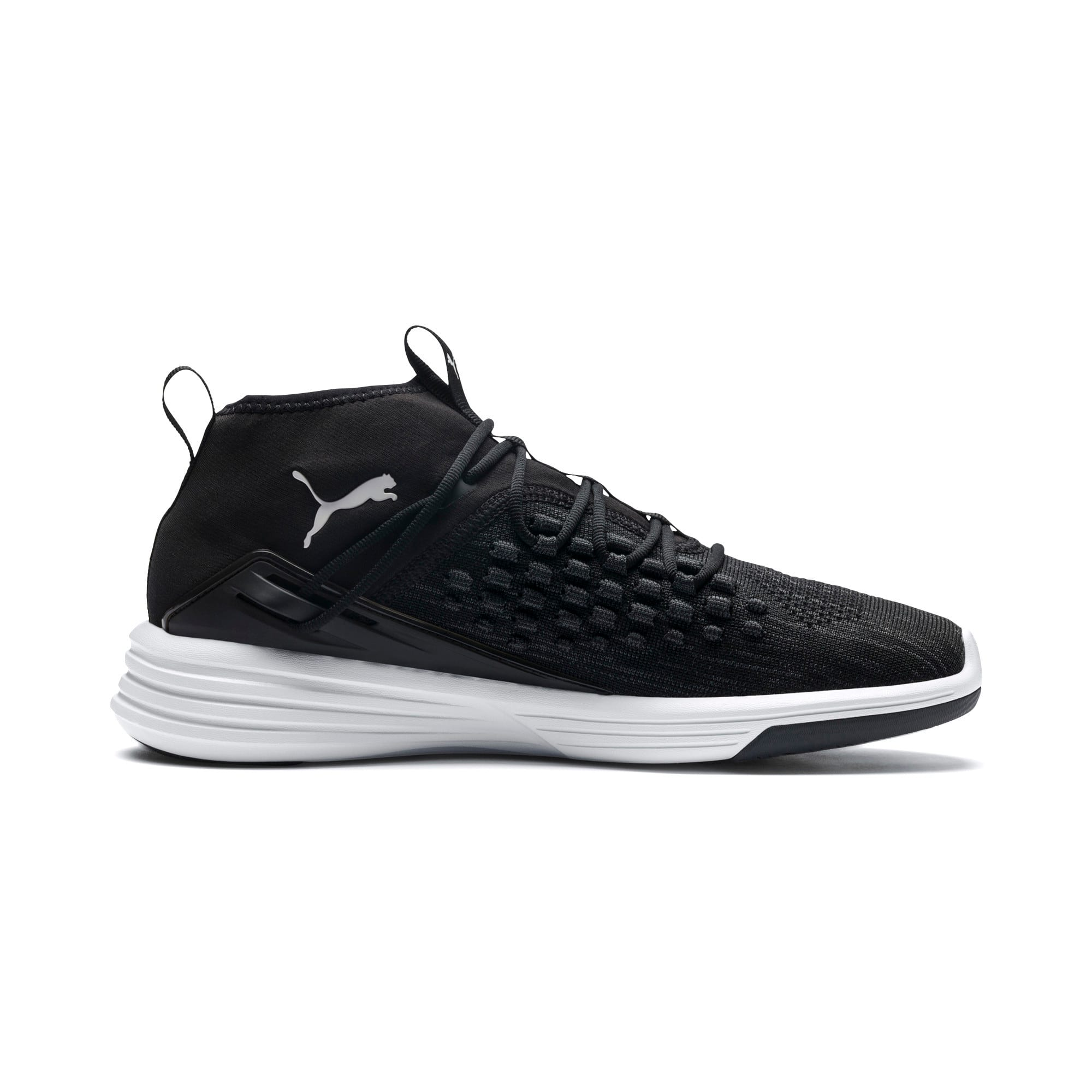 Thumbnail 6 of Basket Mantra pour homme, Puma Black-Puma White, medium