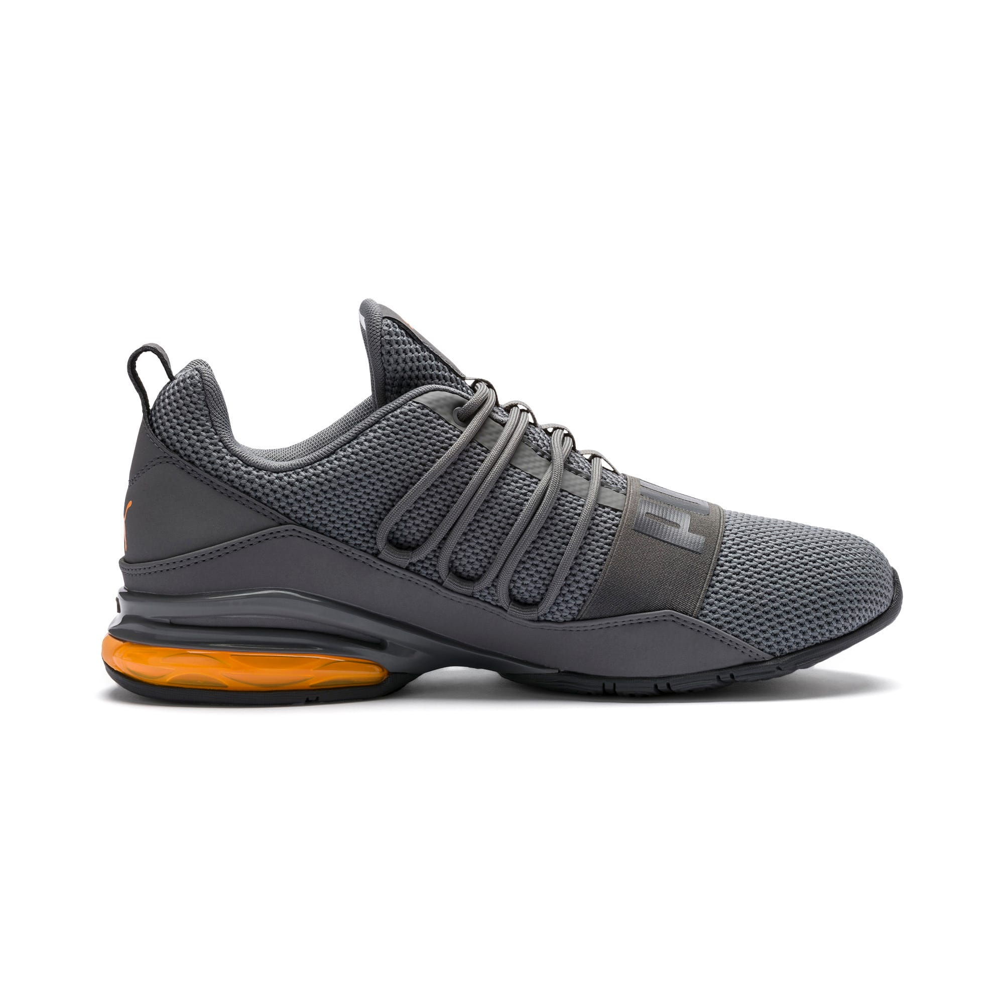 Thumbnail 5 of CELL Regulate Woven Men's Running Shoes, Charcoal Gray, medium