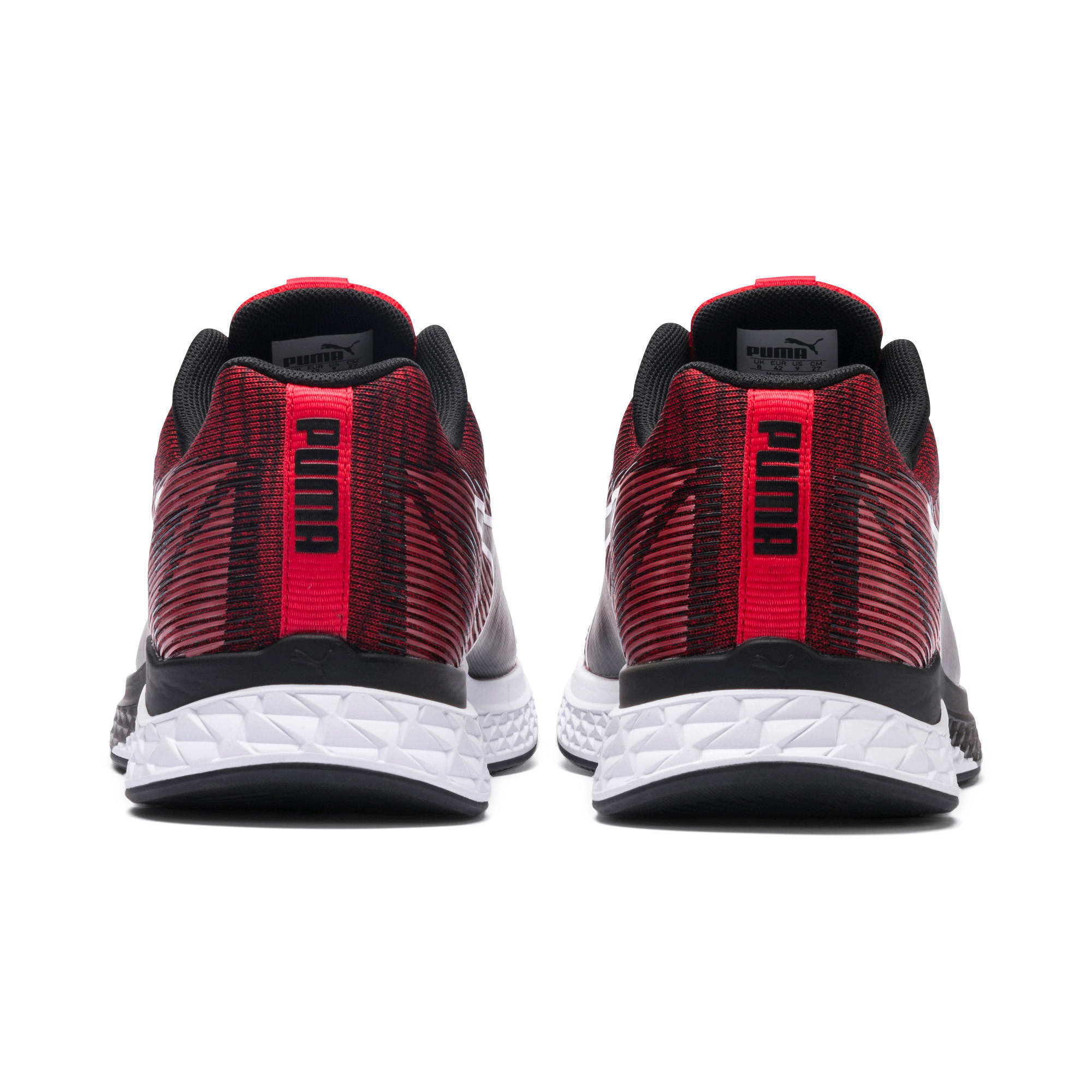 Thumbnail 3 van SPEED SUTAMINA hardloopschoenen, High Risk Red-Puma Black, medium