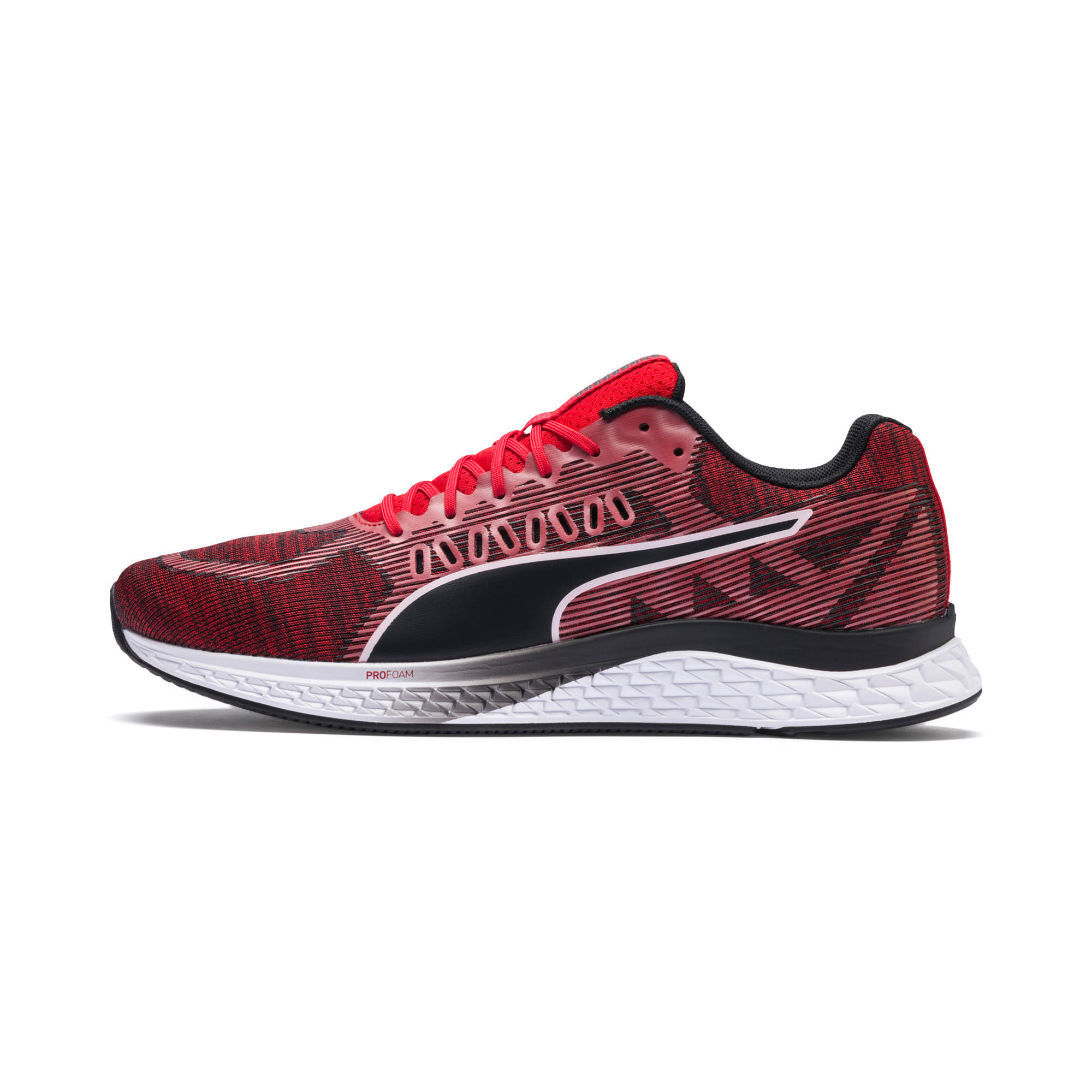 Thumbnail 1 van SPEED SUTAMINA hardloopschoenen, High Risk Red-Puma Black, medium