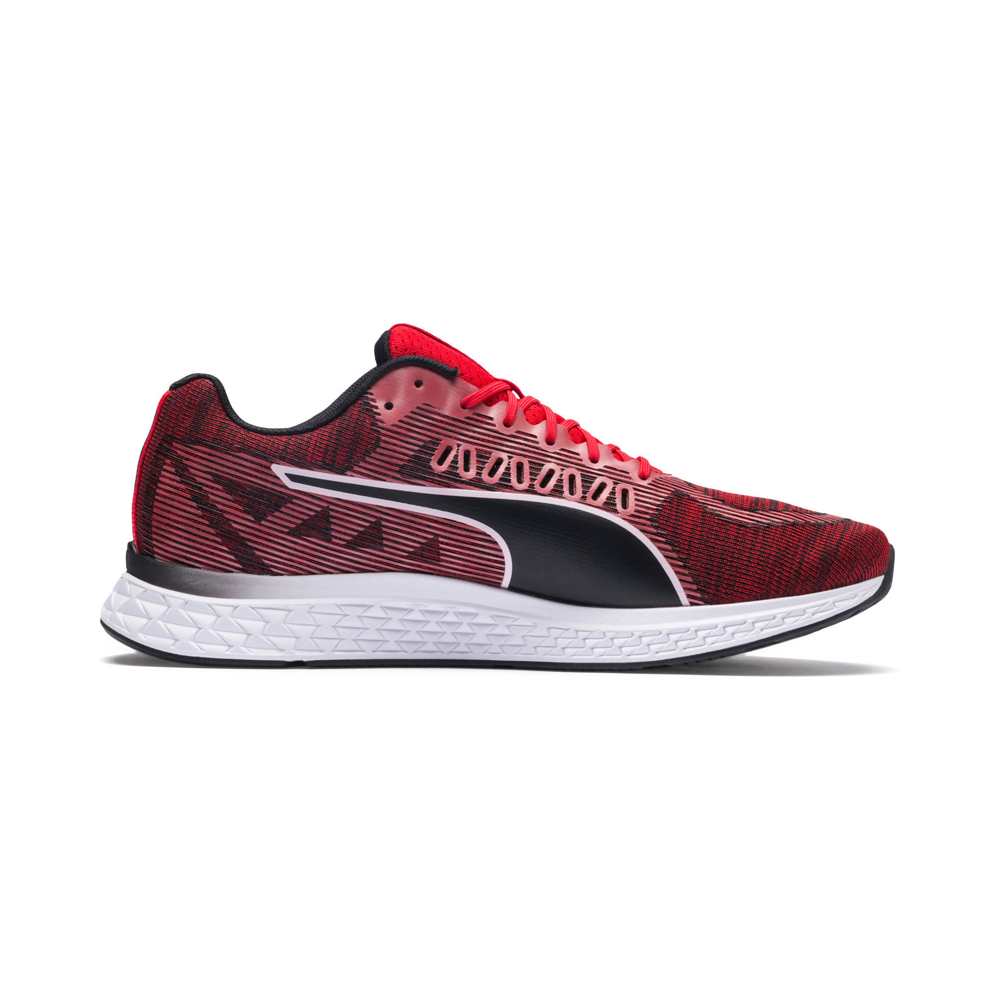 Thumbnail 5 van SPEED SUTAMINA hardloopschoenen, High Risk Red-Puma Black, medium