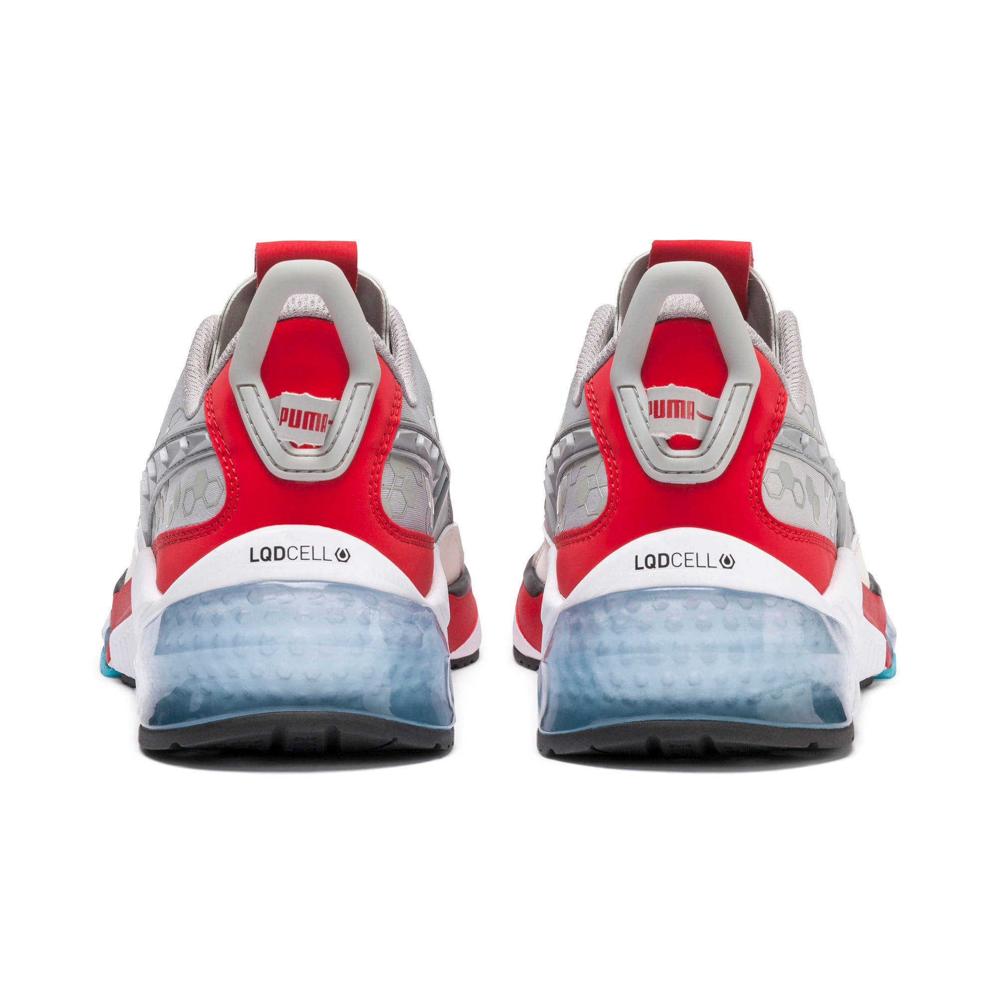 Thumbnail 4 of LQDCELL Optic Training Shoes, High Rise-High Risk Red, medium