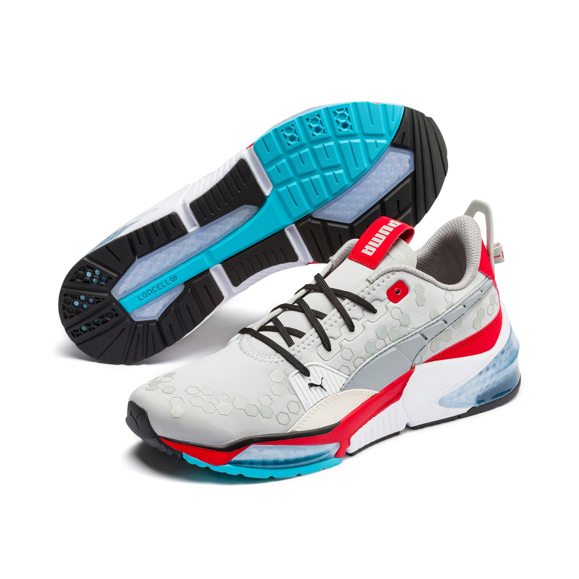Thumbnail 3 of LQDCELL Optic Training Shoes, High Rise-High Risk Red, medium