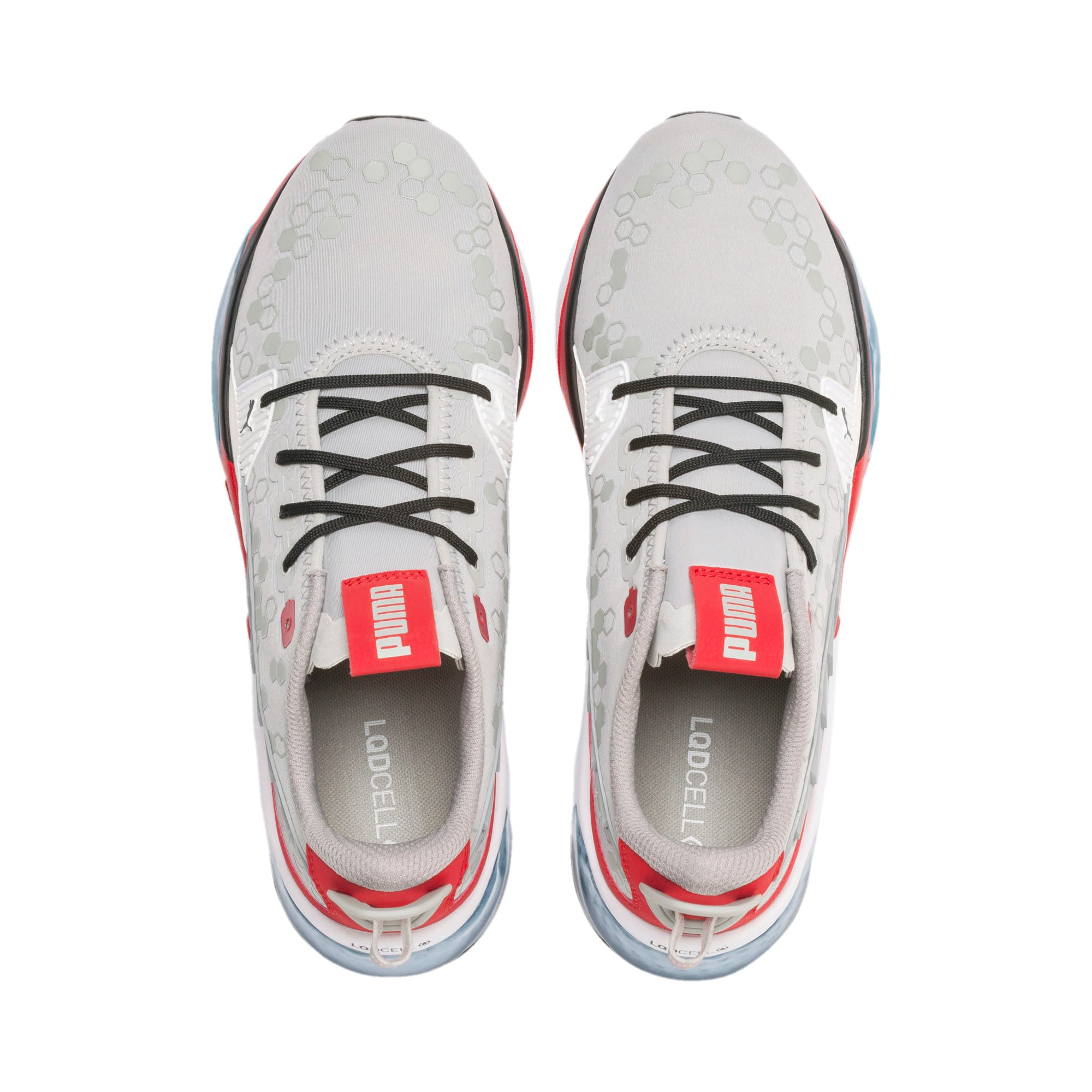 Thumbnail 7 of LQDCELL Optic Training Shoes, High Rise-High Risk Red, medium