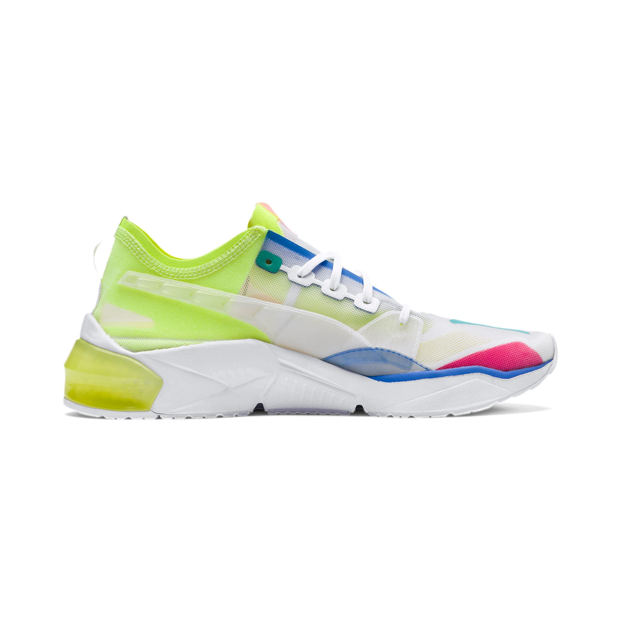Thumbnail 7 of LQDCELL Optic Sheer Training Shoes, Puma White, medium-IND