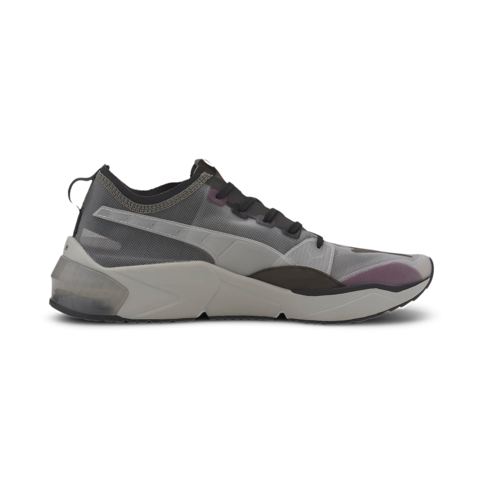 Thumbnail 5 of LQDCELL Optic Sheer Training Shoes, Gray Violet-Puma Black, medium