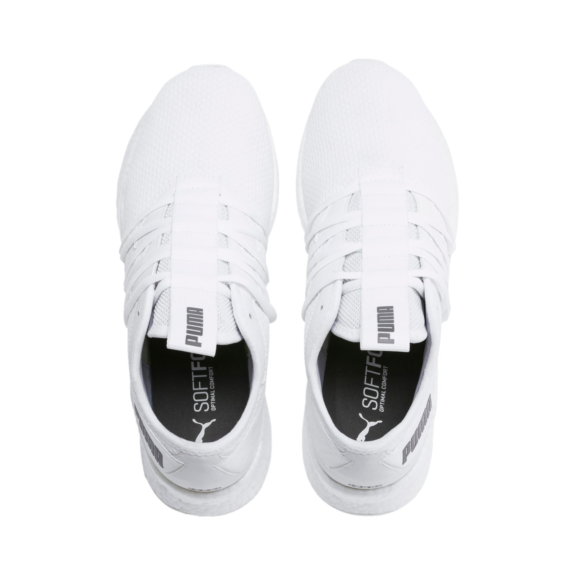 Thumbnail 7 of NRGY Star Running Shoes, Puma White-CASTLEROCK, medium