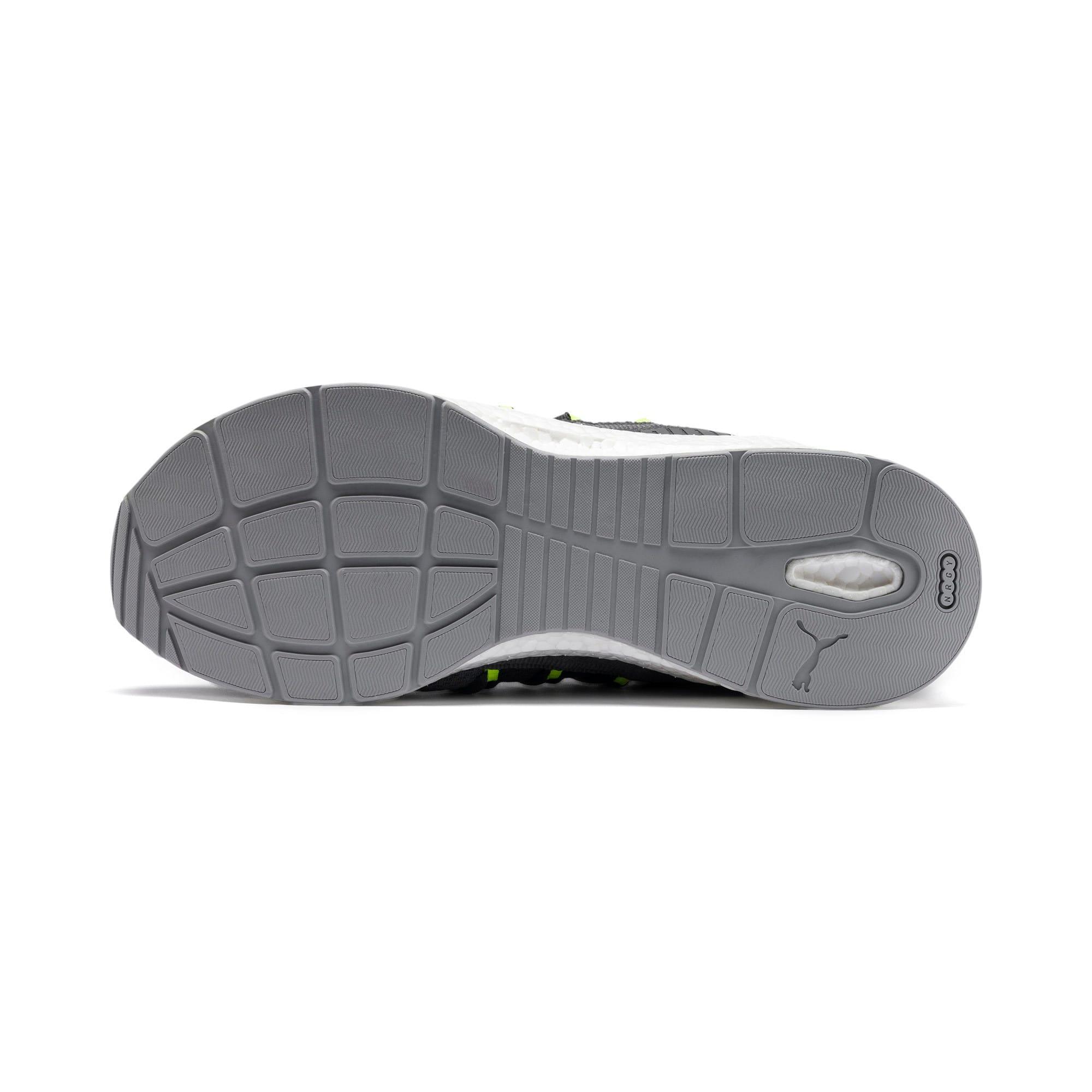 Thumbnail 5 of NRGY Star Running Shoes, CASTLEROCK-White-Yellow, medium