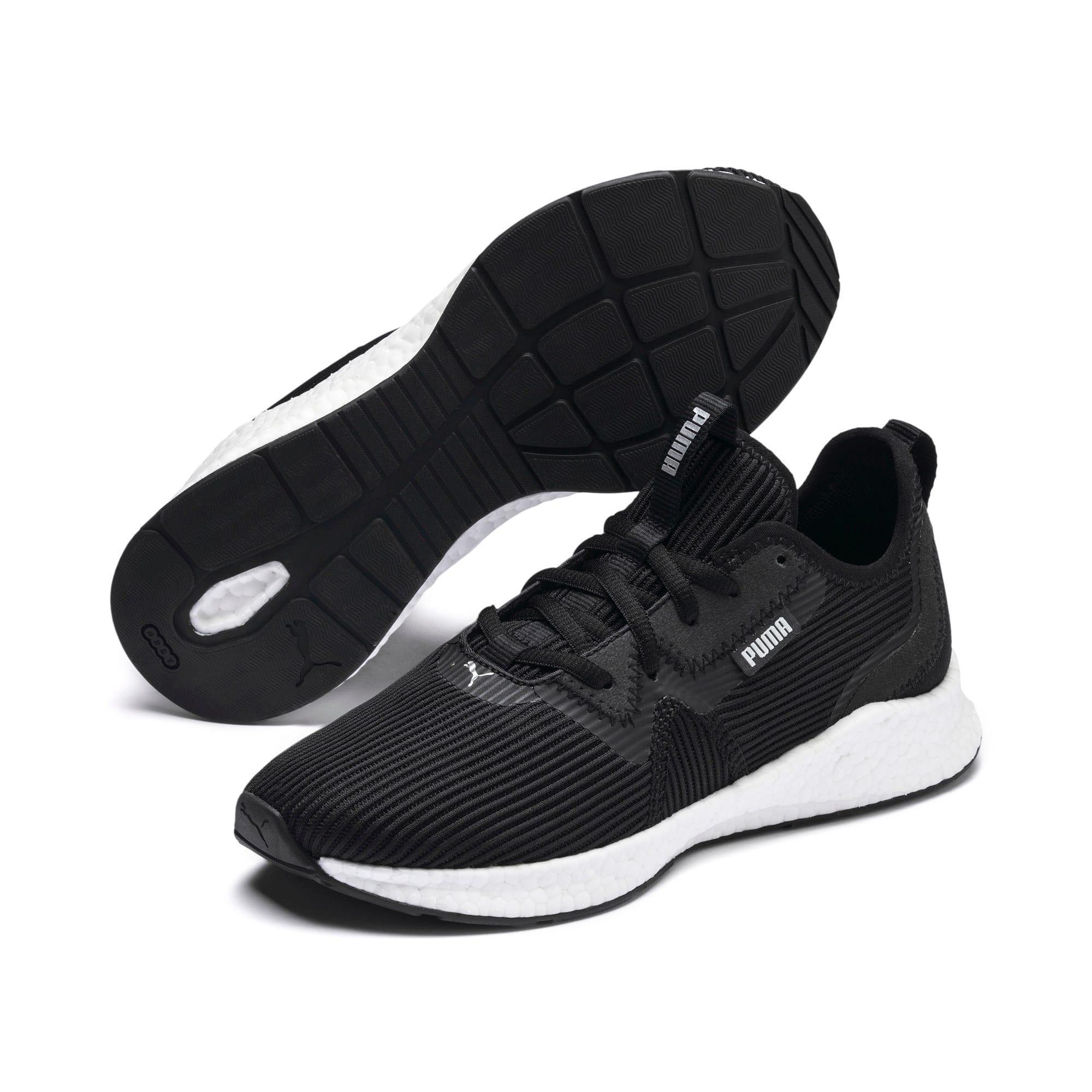 Thumbnail 2 of NRGY Star Femme Women's Running Shoes, Black-Silver-White, medium