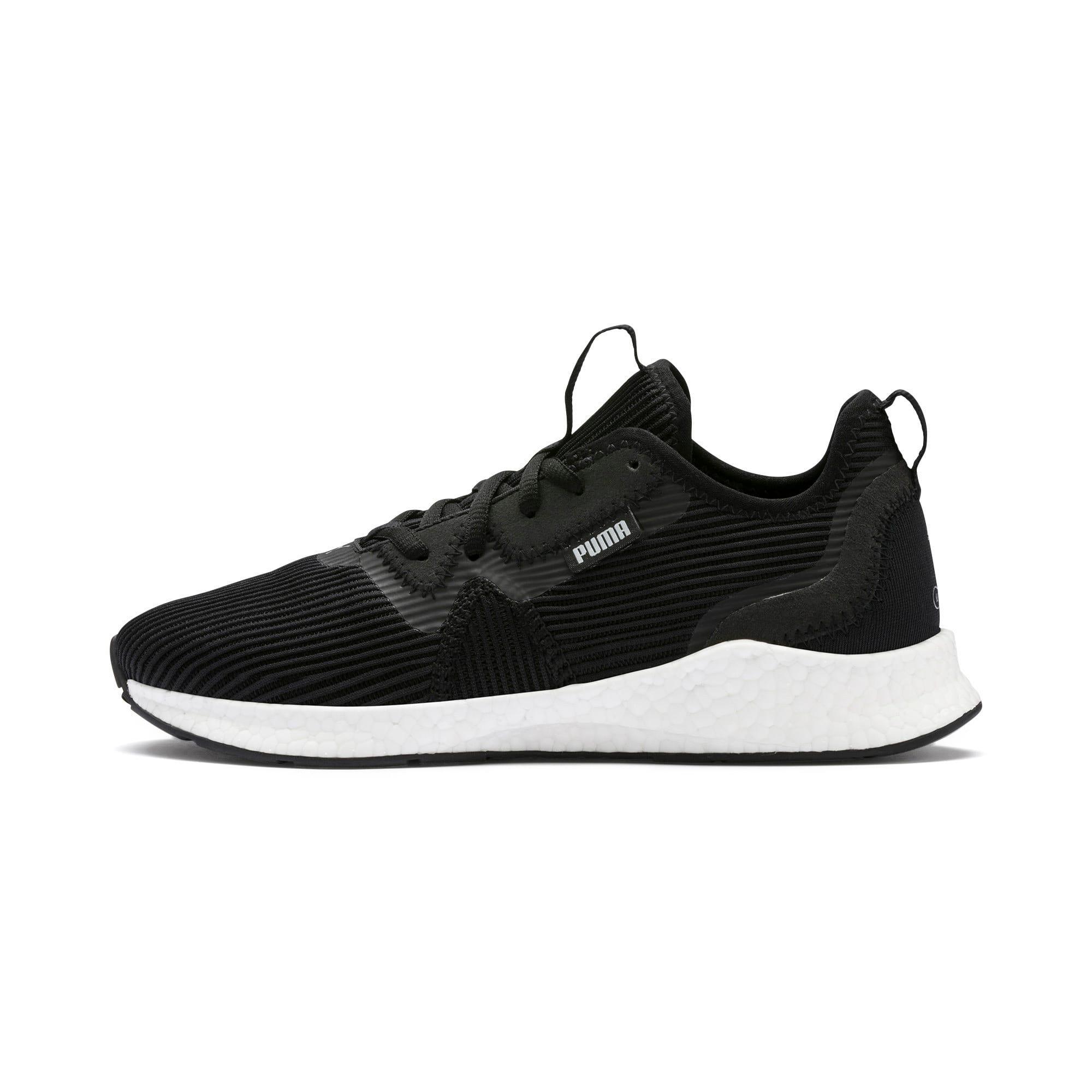 Thumbnail 1 of NRGY Star Femme Women's Running Shoes, Black-Silver-White, medium