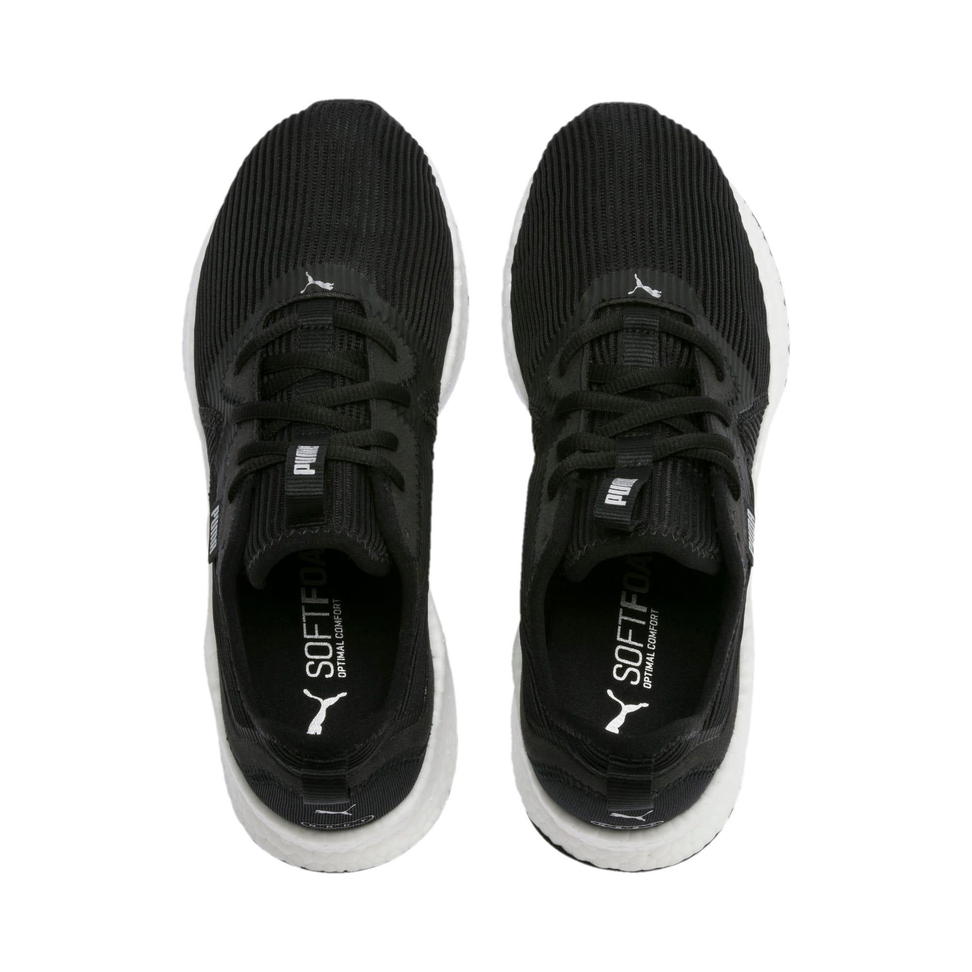 Thumbnail 7 of NRGY Star Femme Women's Running Shoes, Black-Silver-White, medium
