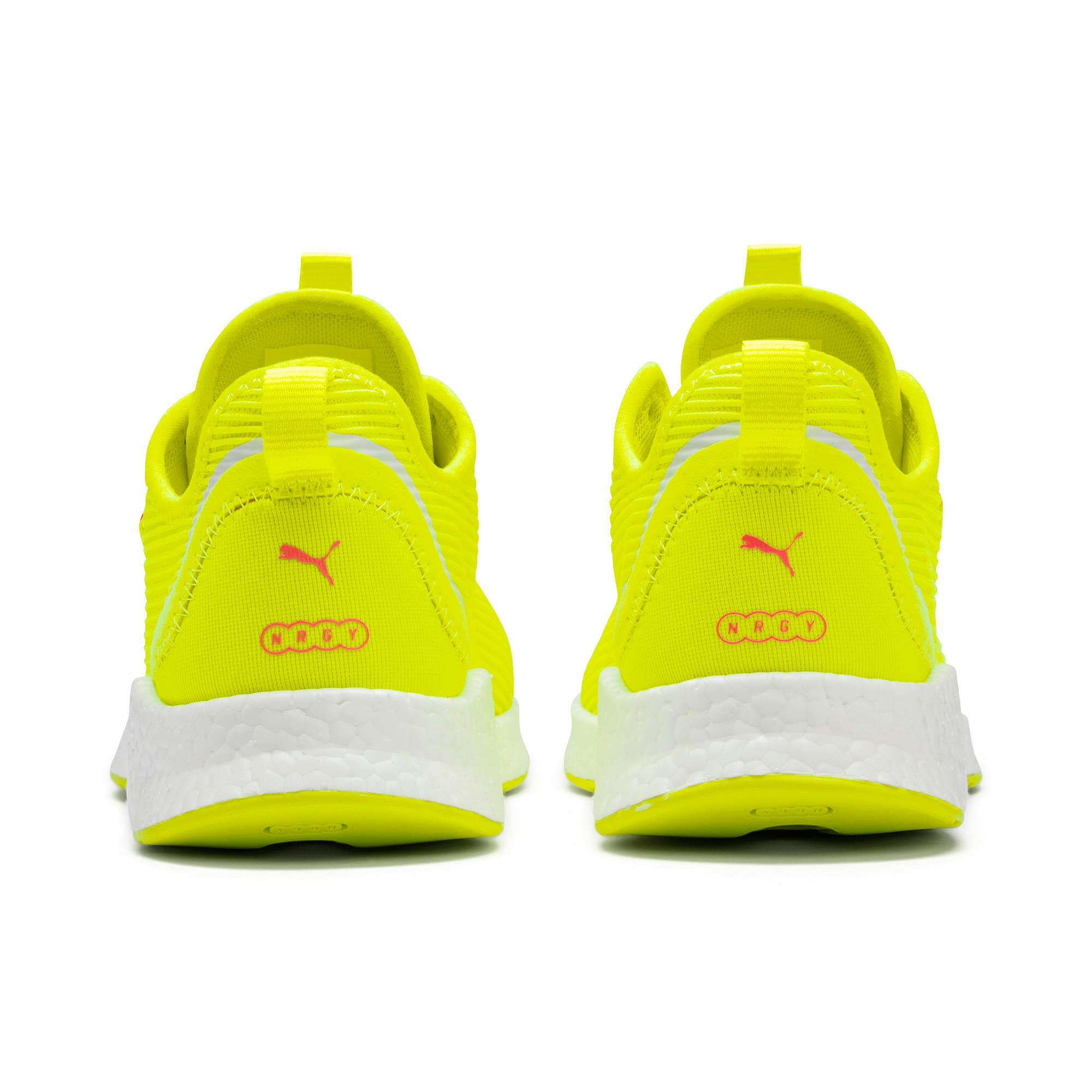 Miniatura 5 de Zapatos para correr NRGY Star Femme para mujer, Yellow Alert-Pink Alert, mediano