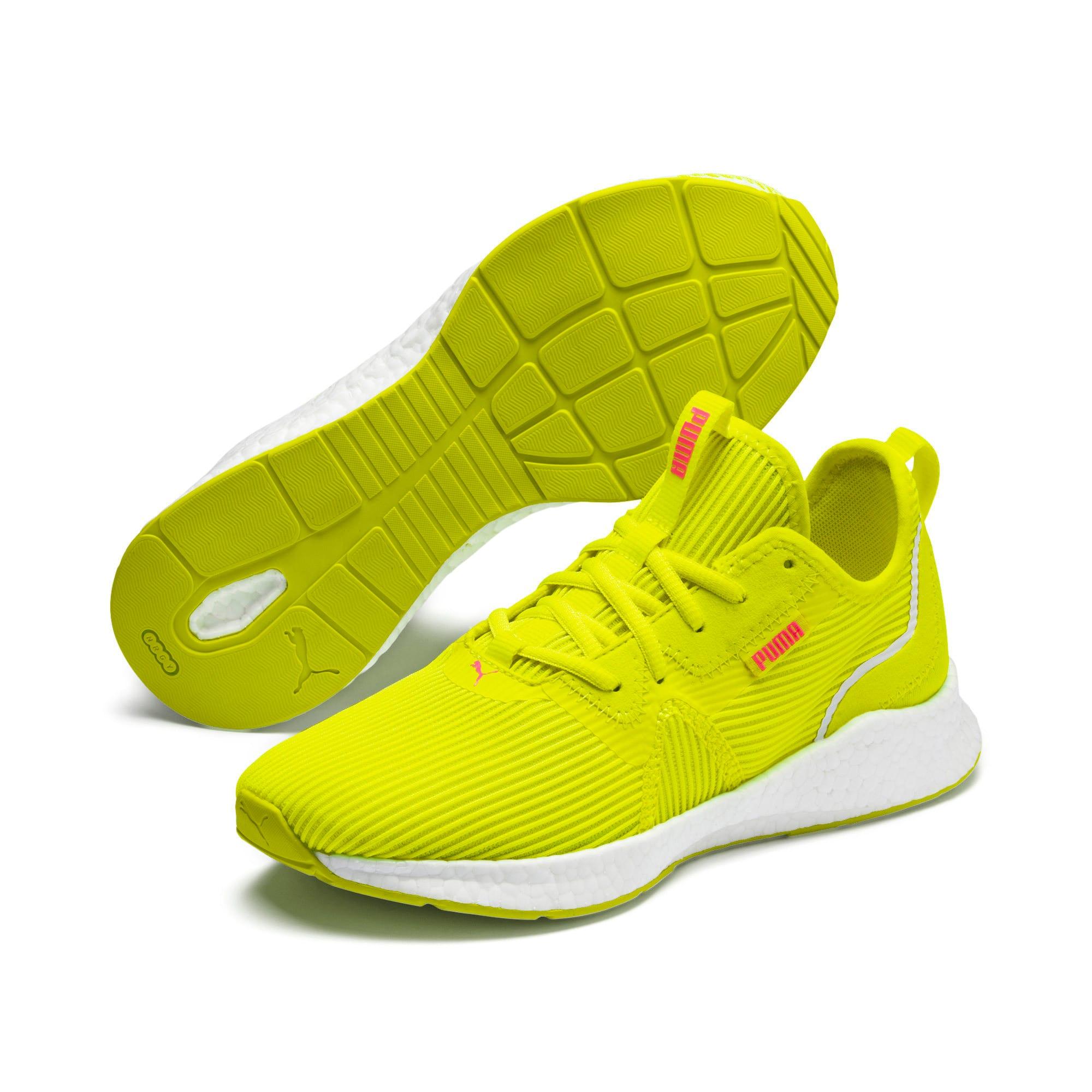 Miniatura 2 de Zapatos para correr NRGY Star Femme para mujer, Yellow Alert-Pink Alert, mediano