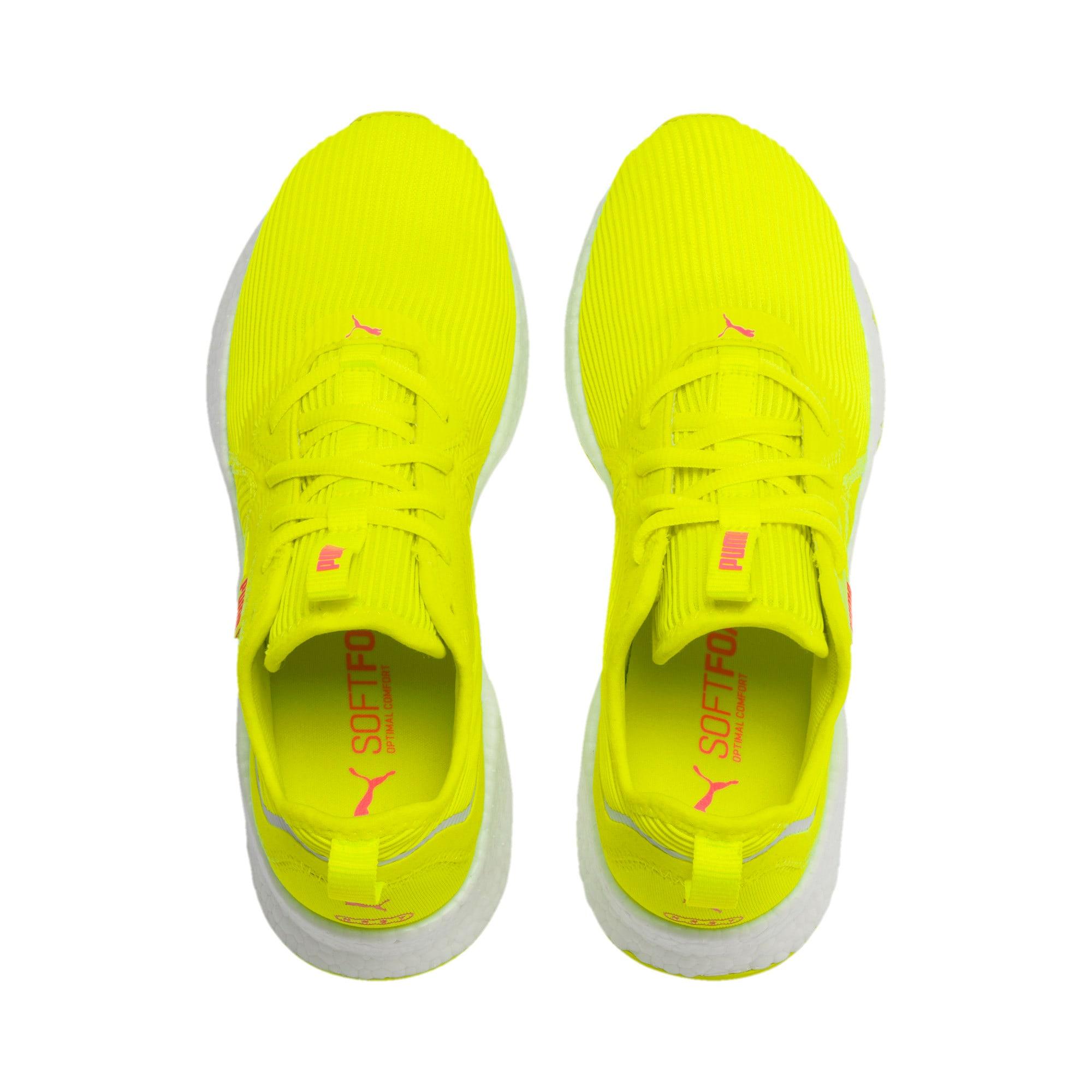 Miniatura 7 de Zapatos para correr NRGY Star Femme para mujer, Yellow Alert-Pink Alert, mediano
