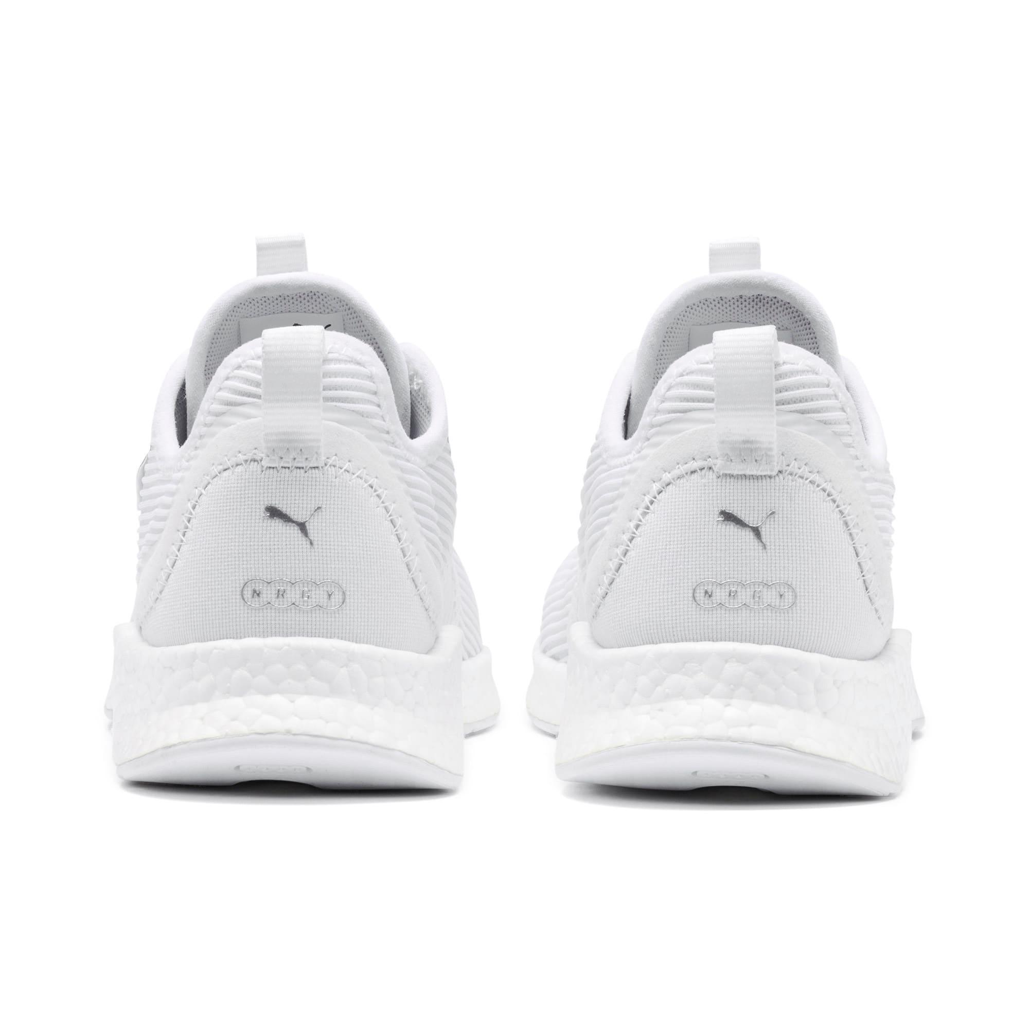 Miniatura 4 de Zapatos para correr NRGY Star Femme para mujer, Puma White-Puma Silver, mediano
