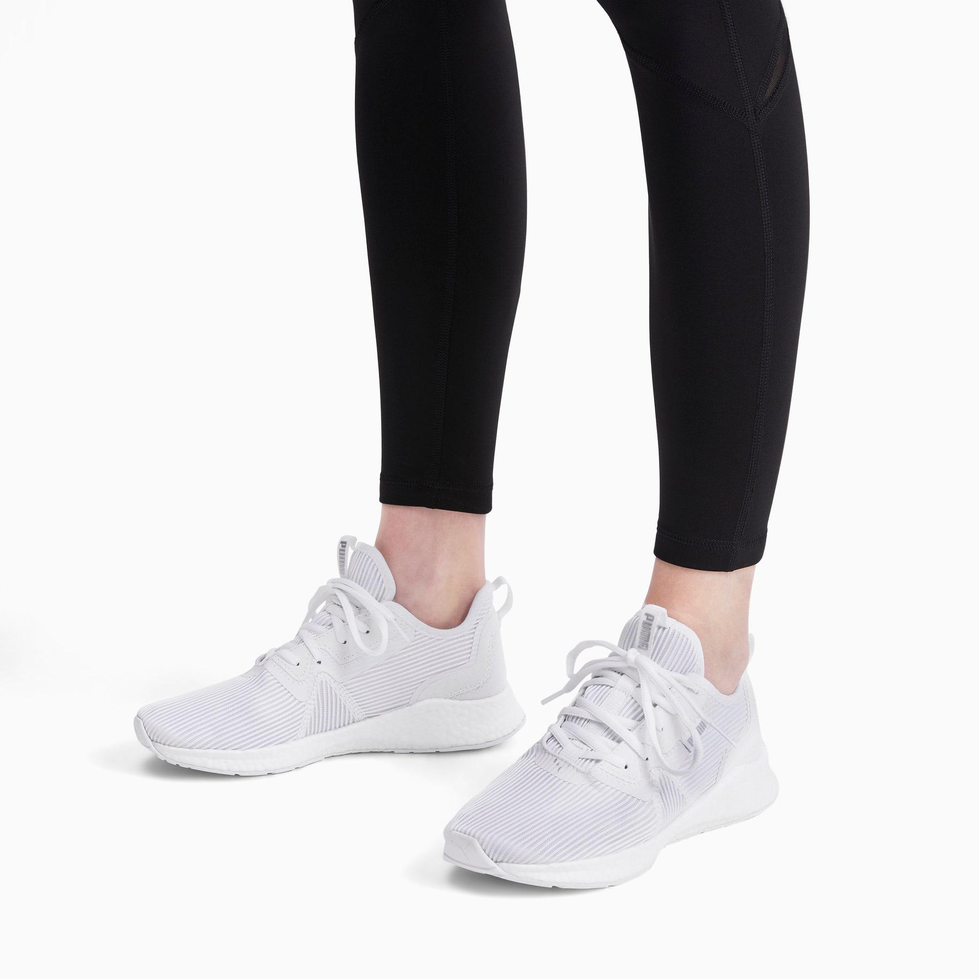 Miniatura 3 de Zapatos para correr NRGY Star Femme para mujer, Puma White-Puma Silver, mediano