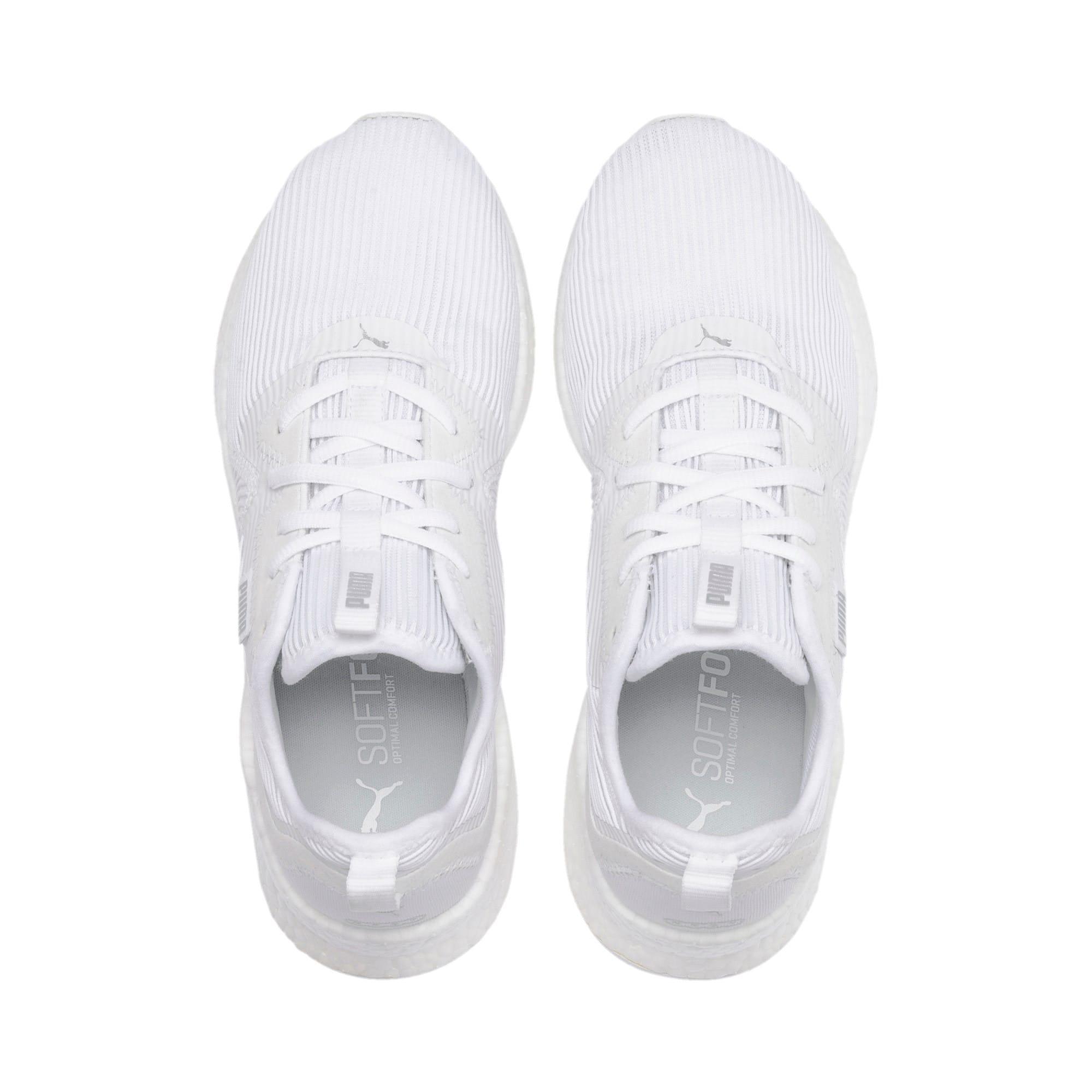 Miniatura 7 de Zapatos para correr NRGY Star Femme para mujer, Puma White-Puma Silver, mediano