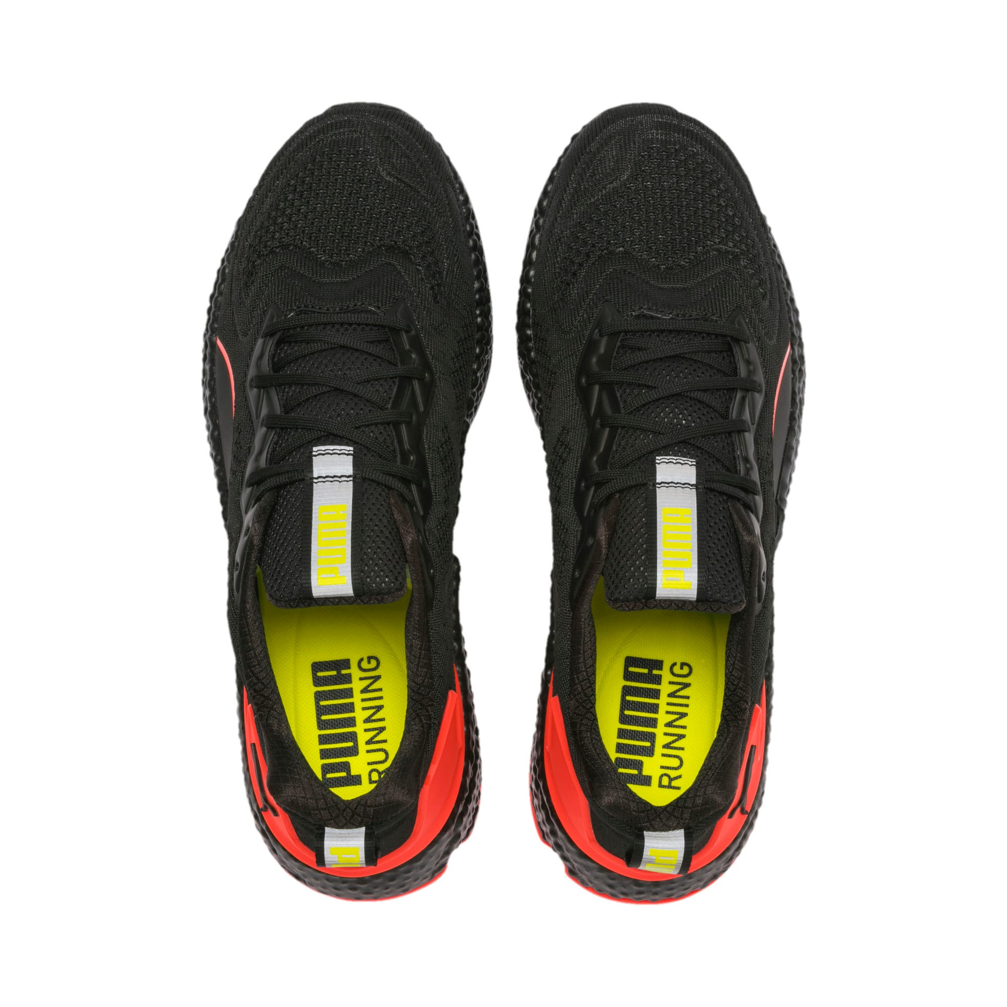 Thumbnail 7 of Chaussure de course HYBID SPEED Orbiter pour homme, Black-Nrgy Red-Yellow, medium