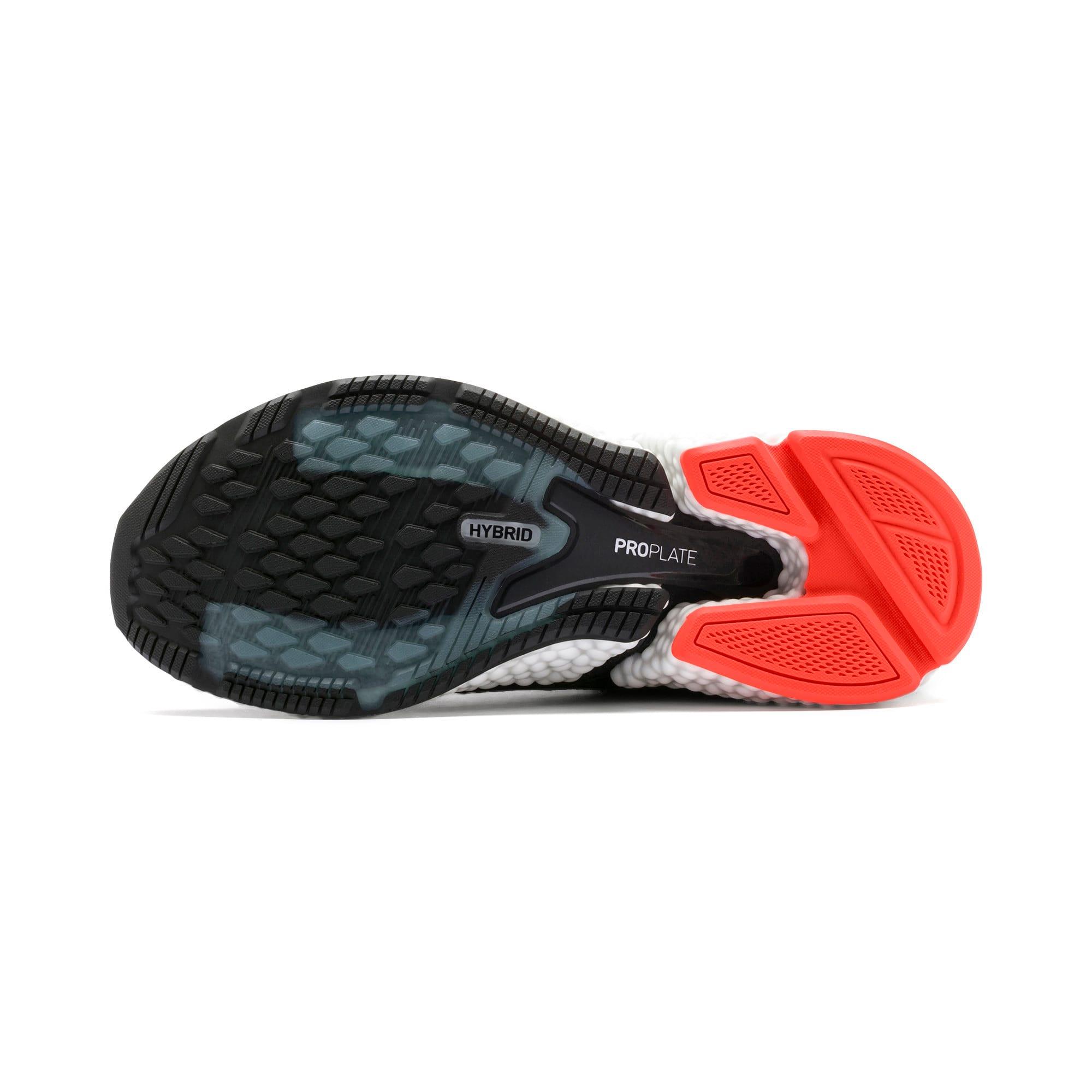 Thumbnail 5 of HYBRID SPEED Orbiter Women's Running Shoes, Black-Red-Milky Blue-White, medium