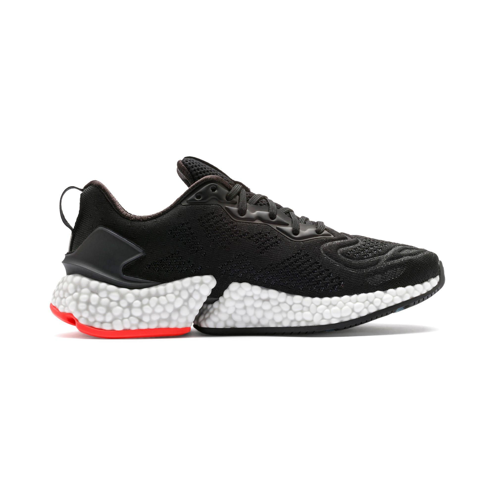 Thumbnail 6 of HYBRID SPEED Orbiter Women's Running Shoes, Black-Red-Milky Blue-White, medium