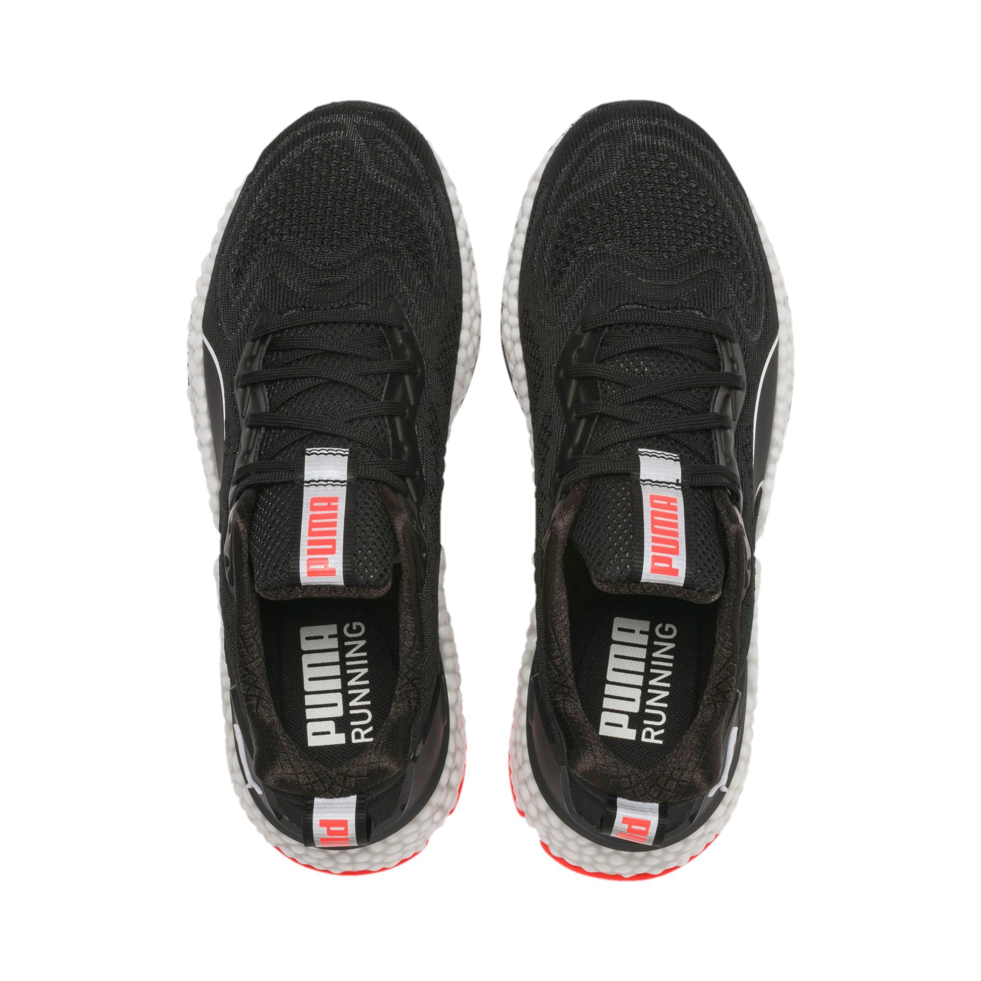 Thumbnail 7 of HYBRID SPEED Orbiter Women's Running Shoes, Black-Red-Milky Blue-White, medium